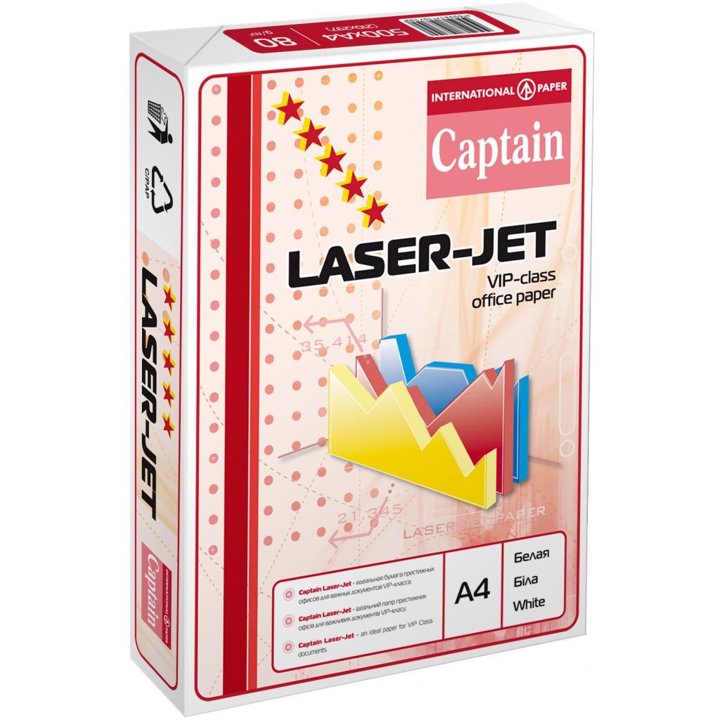 Бумага Captain A4 Laser-Jet (Я65806)