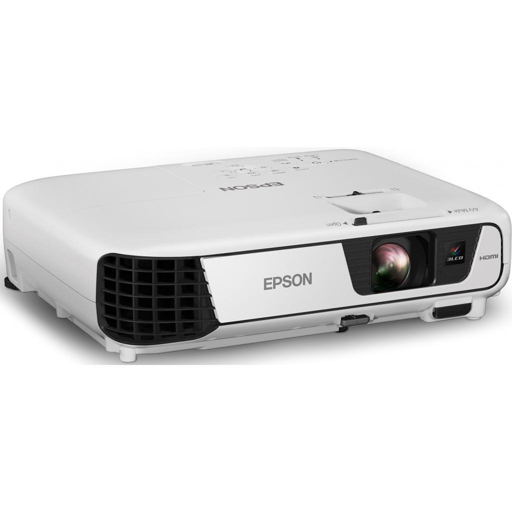 Проектор EPSON EB-S31 (V11H719040) изображение 3