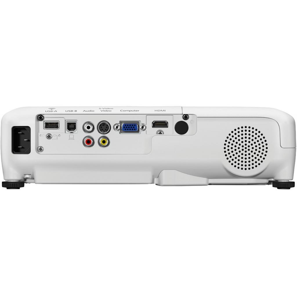 Проектор EPSON EB-S31 (V11H719040) изображение 4