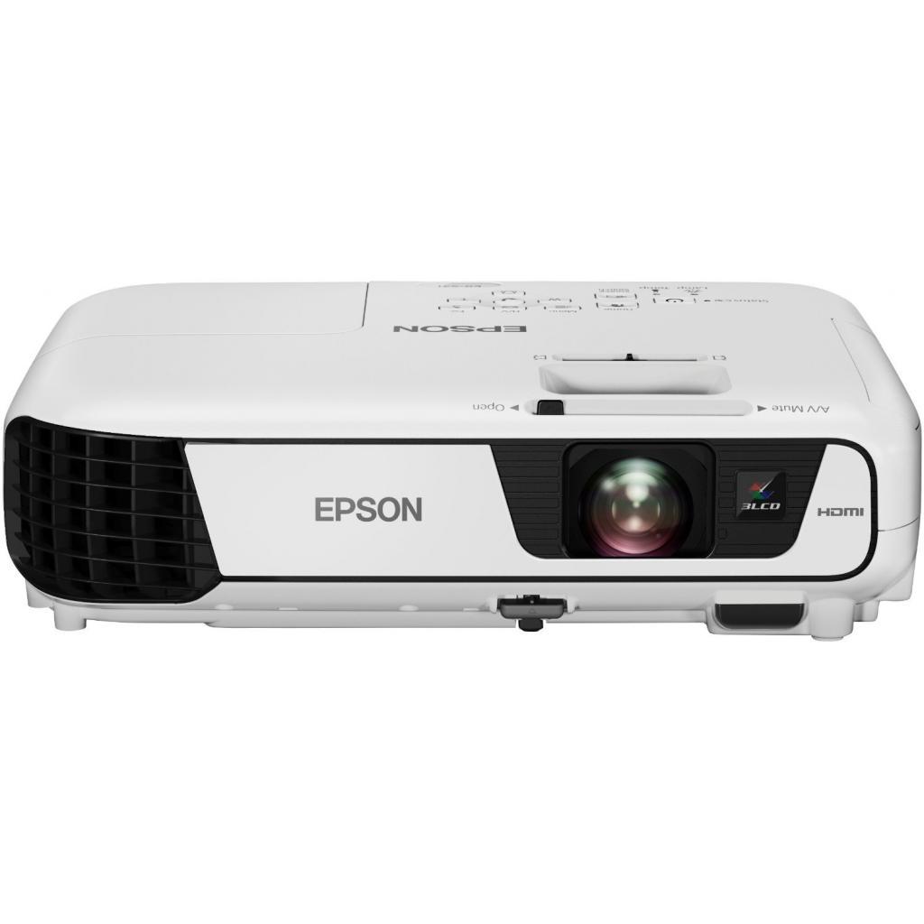 Проектор EPSON EB-S31 (V11H719040) изображение 5