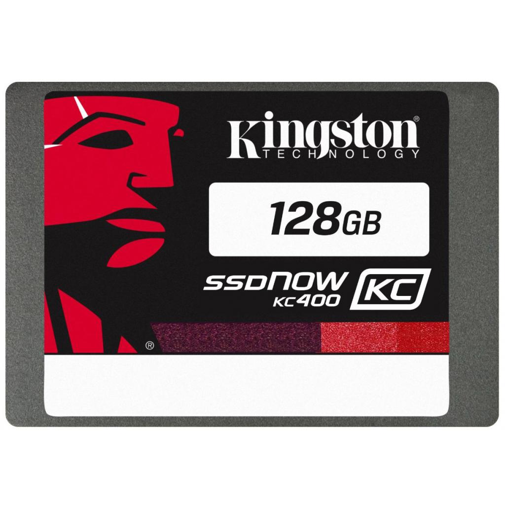 "Накопитель SSD 2.5"" 128GB Kingston (SKC400S37/128G)"