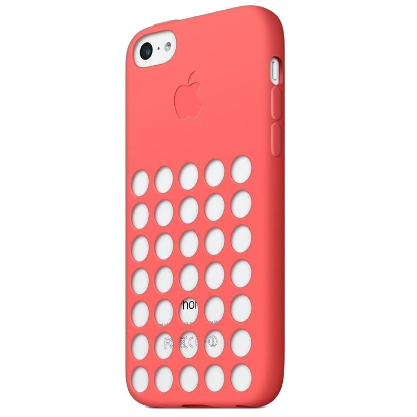 Чехол для моб. телефона Apple для iPhone 5c pink (MF036ZM/A) изображение 2