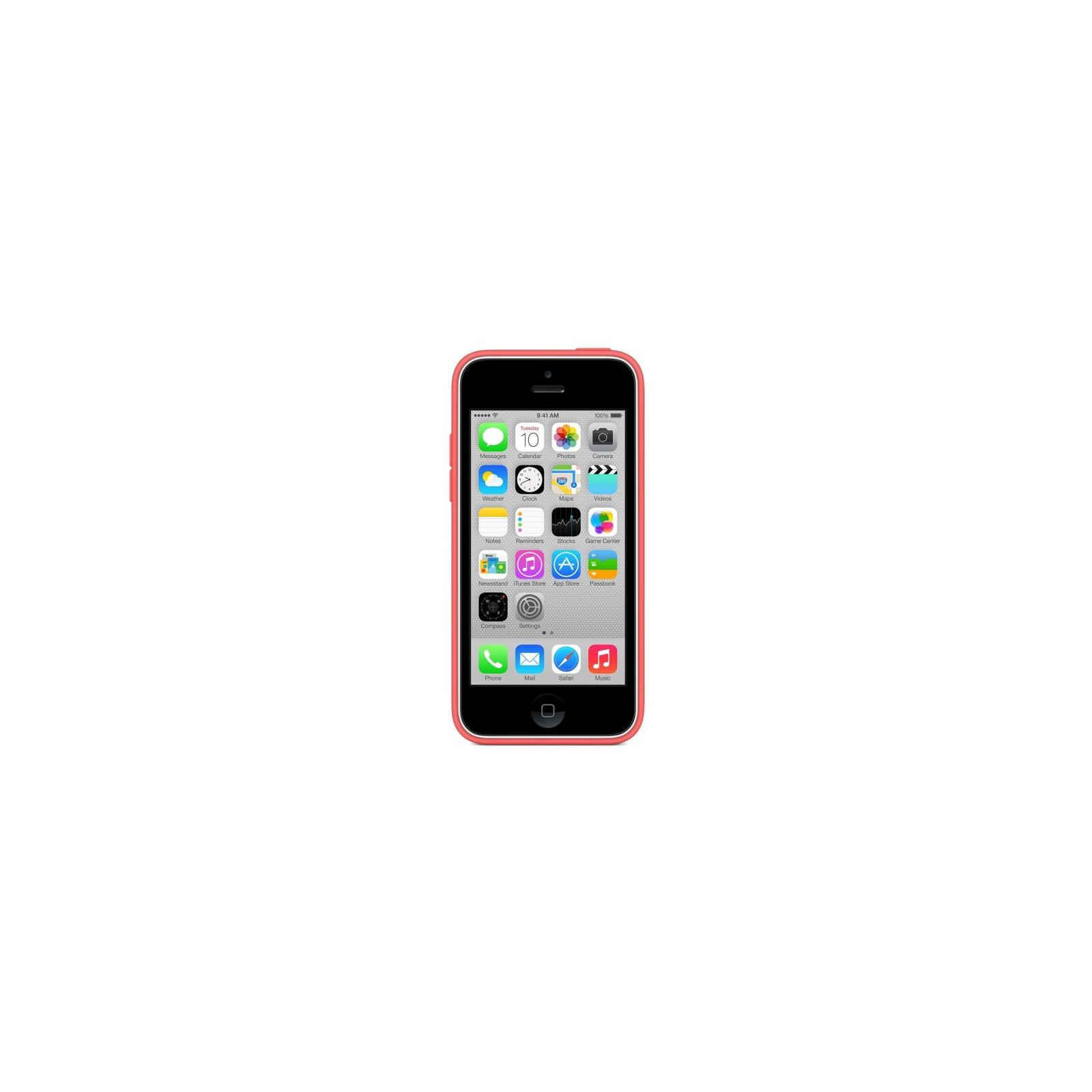 Чехол для моб. телефона Apple для iPhone 5c pink (MF036ZM/A) изображение 4