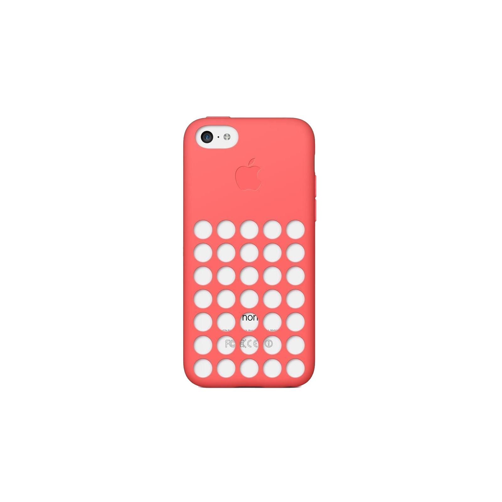 Чехол для моб. телефона Apple для iPhone 5c pink (MF036ZM/A)