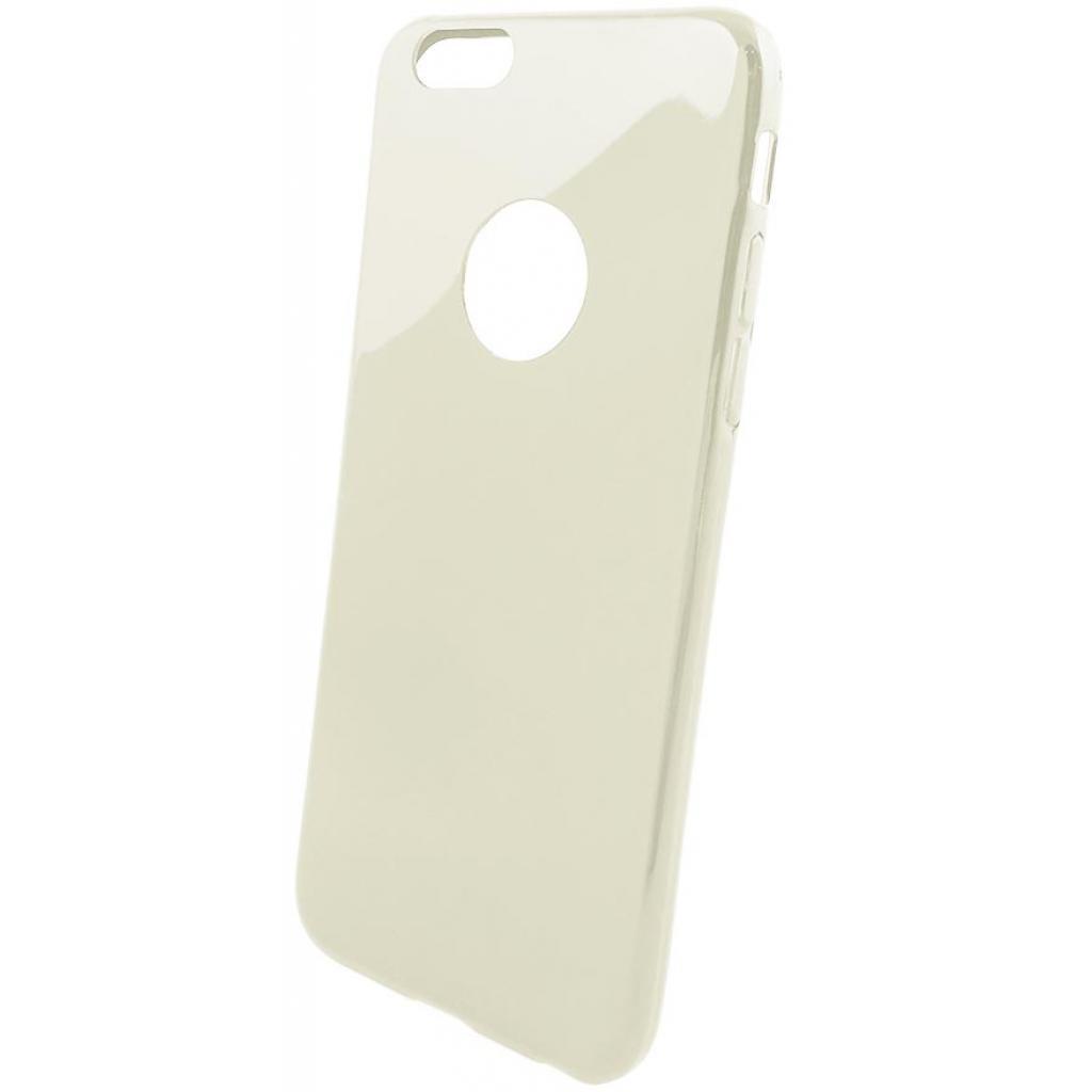 Чехол для моб. телефона GLOBAL для Apple iPhone 6 (бежевый) (1283126467837)