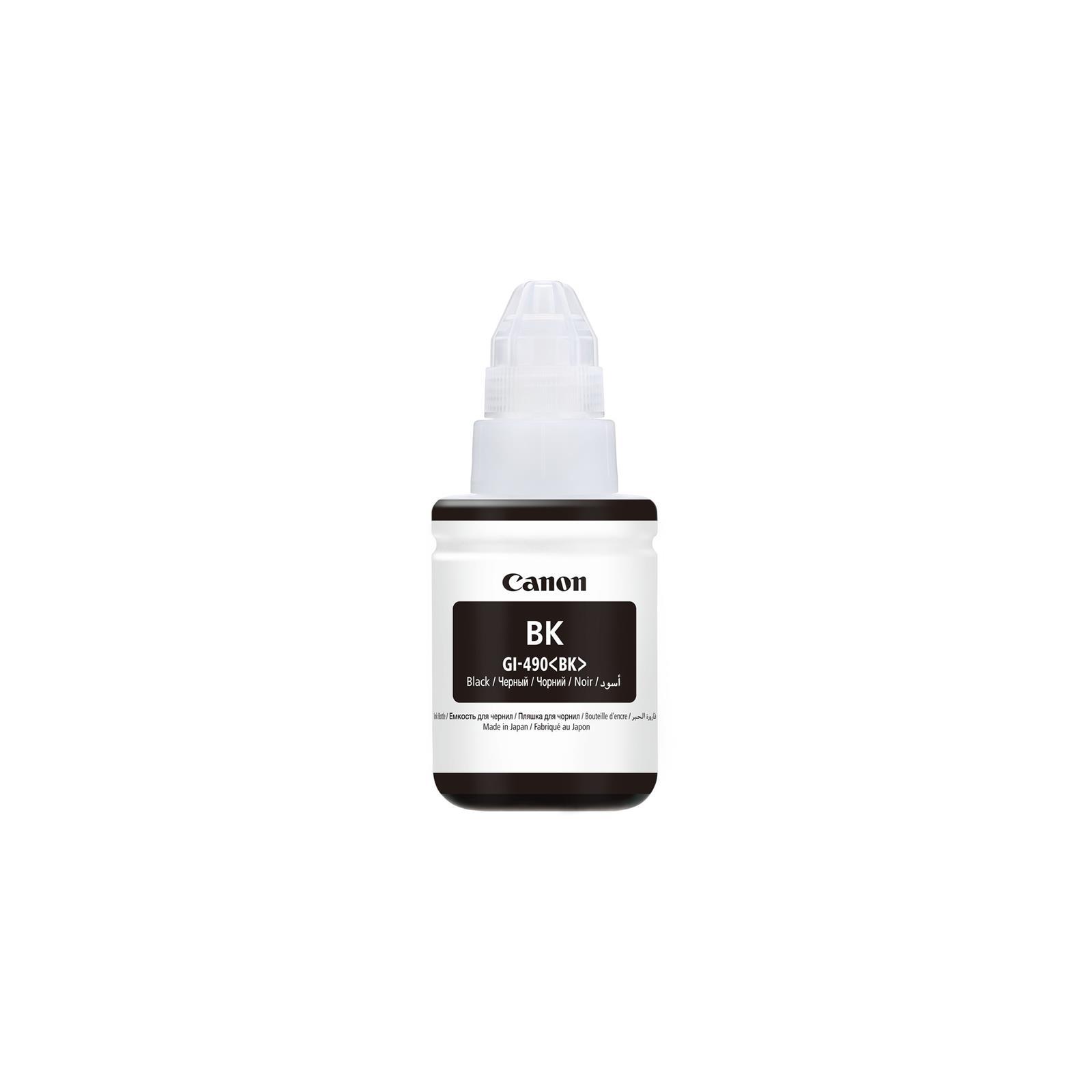 Контейнер с чернилами Canon GI-490 Black 135ml (0663C001)
