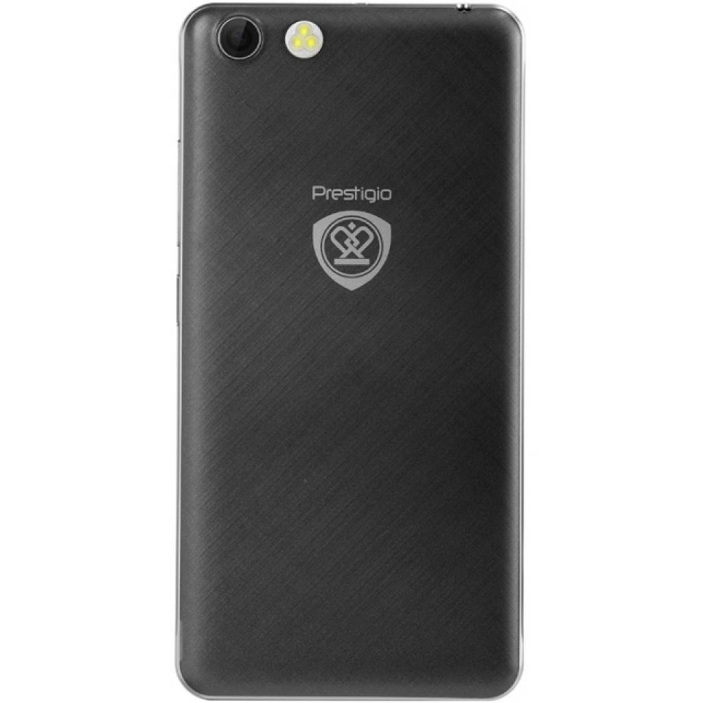 Мобильный телефон PRESTIGIO MultiPhone 3531 Muze E3 DUO Grey (PSP3531DUOGREY) изображение 2