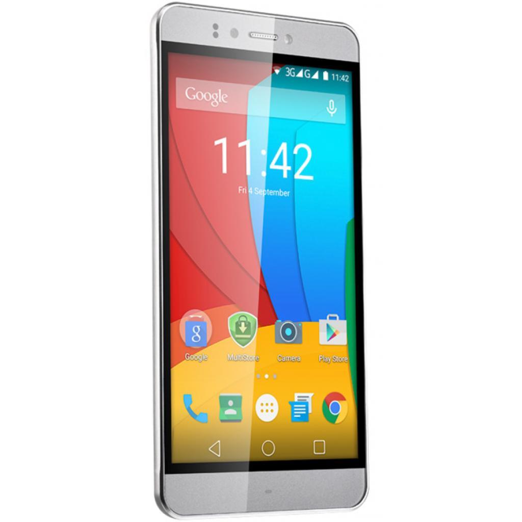 Мобильный телефон PRESTIGIO MultiPhone 3531 Muze E3 DUO Grey (PSP3531DUOGREY) изображение 3