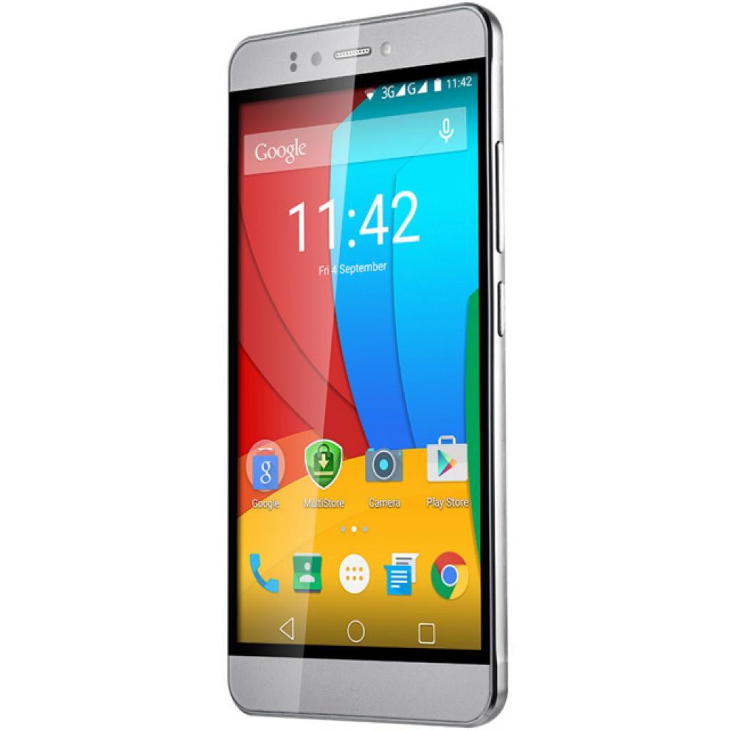 Мобильный телефон PRESTIGIO MultiPhone 3531 Muze E3 DUO Grey (PSP3531DUOGREY) изображение 4