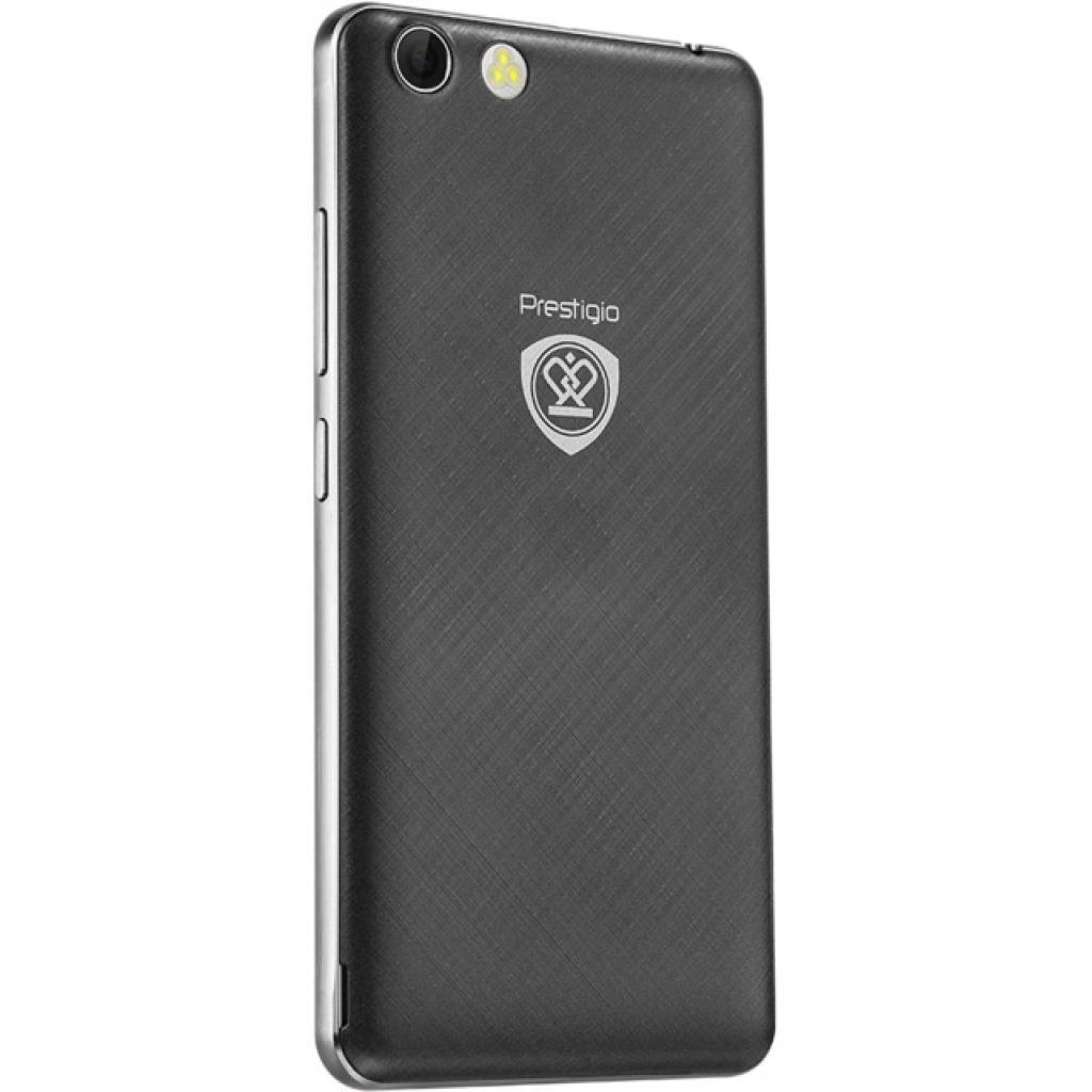 Мобильный телефон PRESTIGIO MultiPhone 3531 Muze E3 DUO Grey (PSP3531DUOGREY) изображение 5