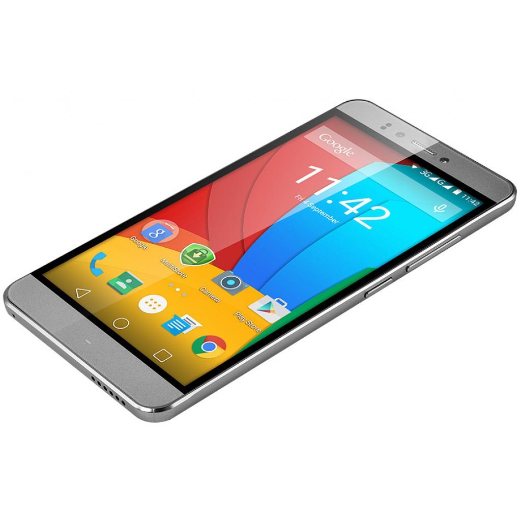 Мобильный телефон PRESTIGIO MultiPhone 3531 Muze E3 DUO Grey (PSP3531DUOGREY) изображение 6
