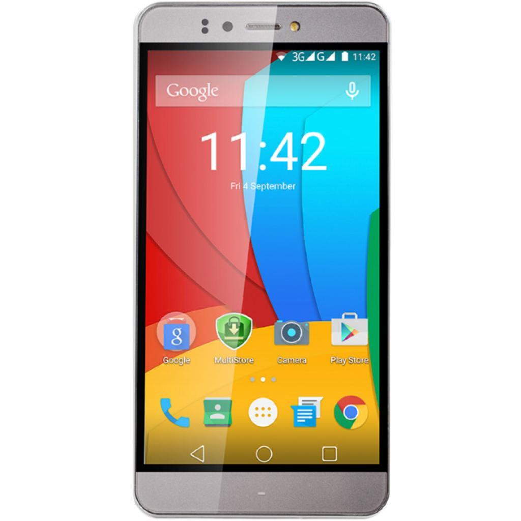 Мобильный телефон PRESTIGIO MultiPhone 3531 Muze E3 DUO Grey (PSP3531DUOGREY)