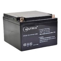 Батарея к ИБП Matrix 12V 26AH (NP26-12)
