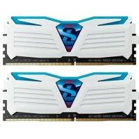Модуль памяти для компьютера DDR4 16GB (2x8GB) 2400 MHz Super Luce White GEIL (GLWB416GB2400C16DC)