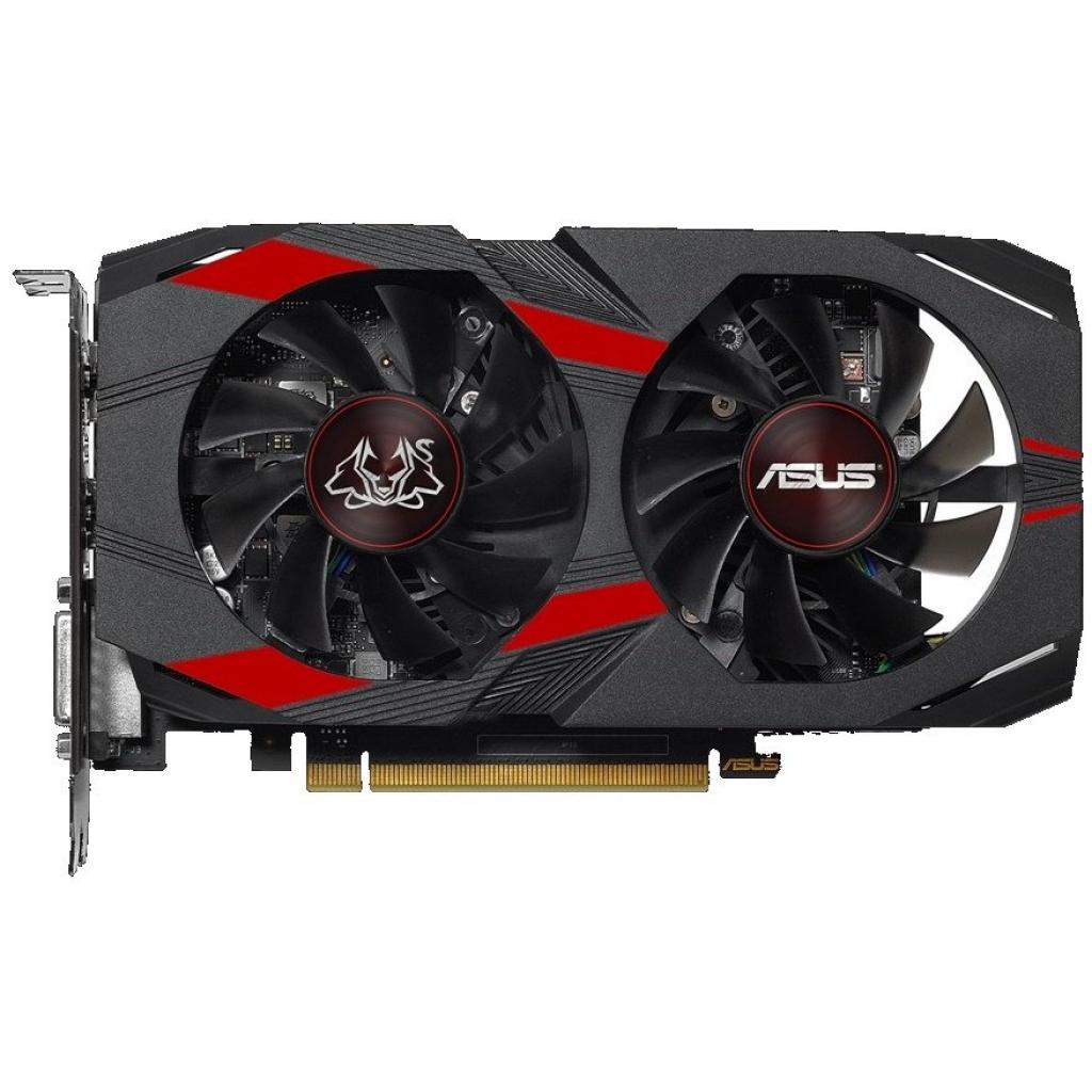 Відеокарта ASUS GeForce GTX1050 Ti 4096Mb CERBERUS OC (CERBERUS-GTX1050TI-O4G) зображення 2
