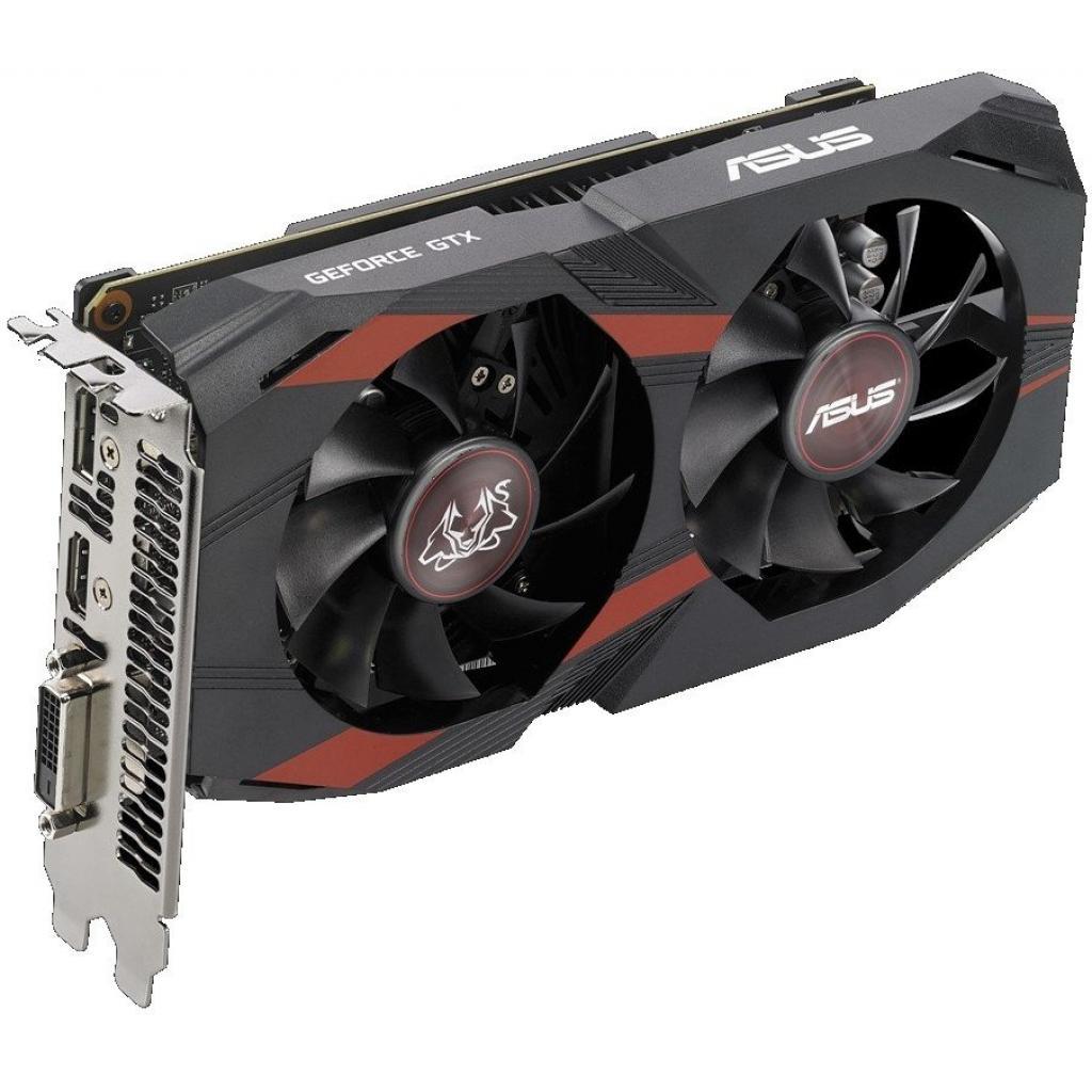 Відеокарта ASUS GeForce GTX1050 Ti 4096Mb CERBERUS OC (CERBERUS-GTX1050TI-O4G) зображення 4