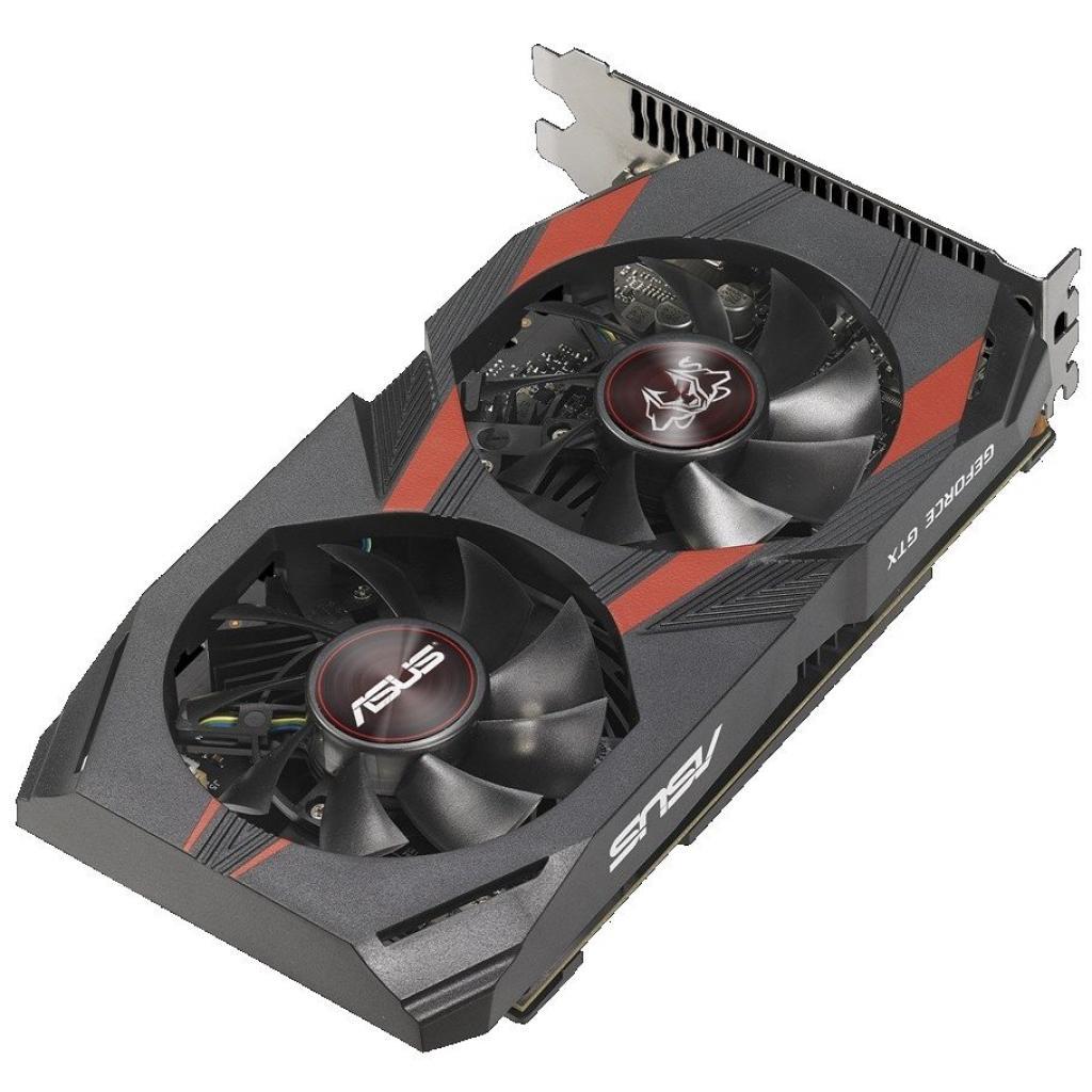 Відеокарта ASUS GeForce GTX1050 Ti 4096Mb CERBERUS OC (CERBERUS-GTX1050TI-O4G) зображення 5