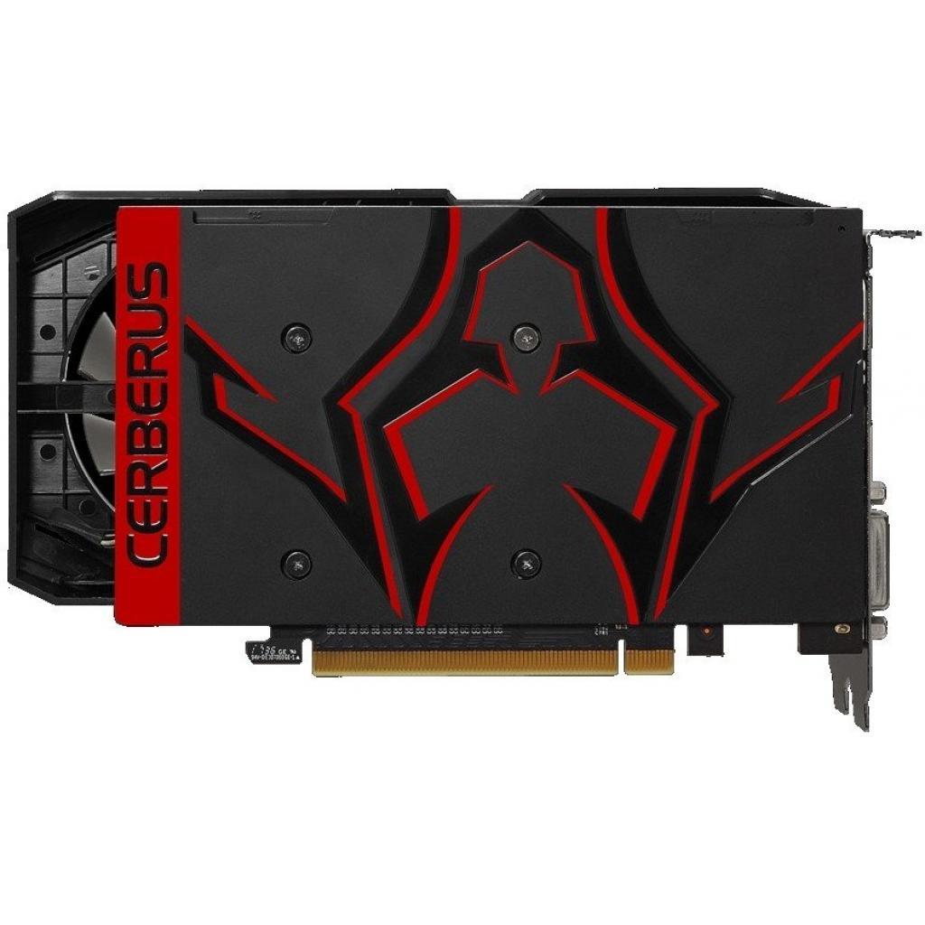 Відеокарта ASUS GeForce GTX1050 Ti 4096Mb CERBERUS OC (CERBERUS-GTX1050TI-O4G) зображення 6