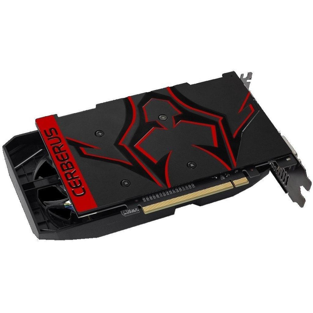 Відеокарта ASUS GeForce GTX1050 Ti 4096Mb CERBERUS OC (CERBERUS-GTX1050TI-O4G) зображення 7