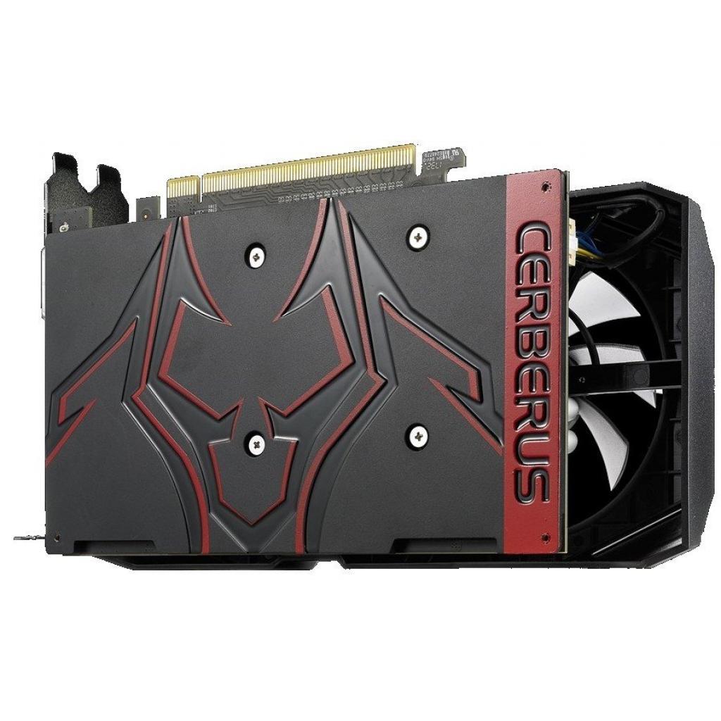 Відеокарта ASUS GeForce GTX1050 Ti 4096Mb CERBERUS OC (CERBERUS-GTX1050TI-O4G) зображення 8