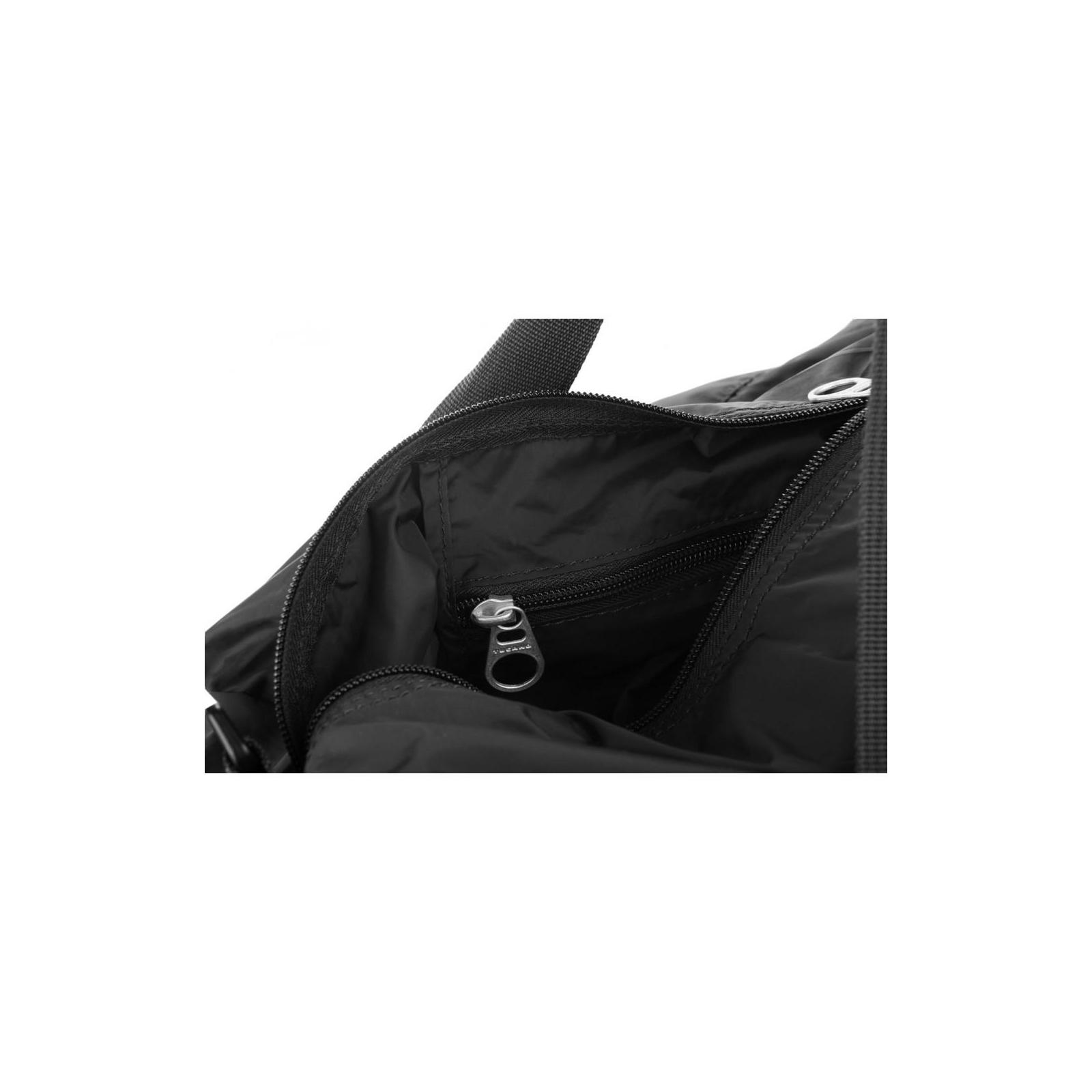 Сумка дорожная Tucano COMPATTO XL WEEKENDER PACKABLE черная (BPCOWE) изображение 5