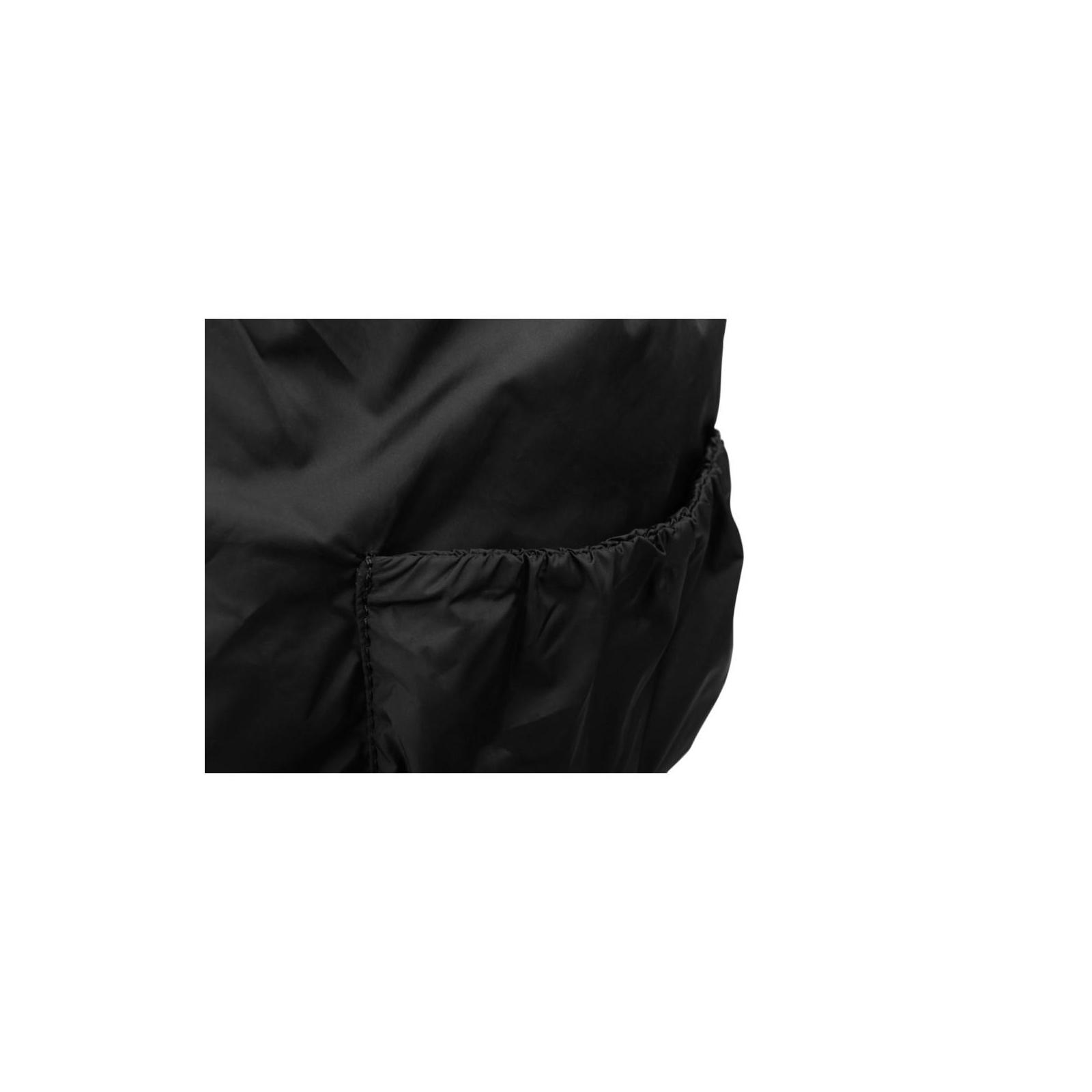 Сумка дорожная Tucano COMPATTO XL WEEKENDER PACKABLE черная (BPCOWE) изображение 9