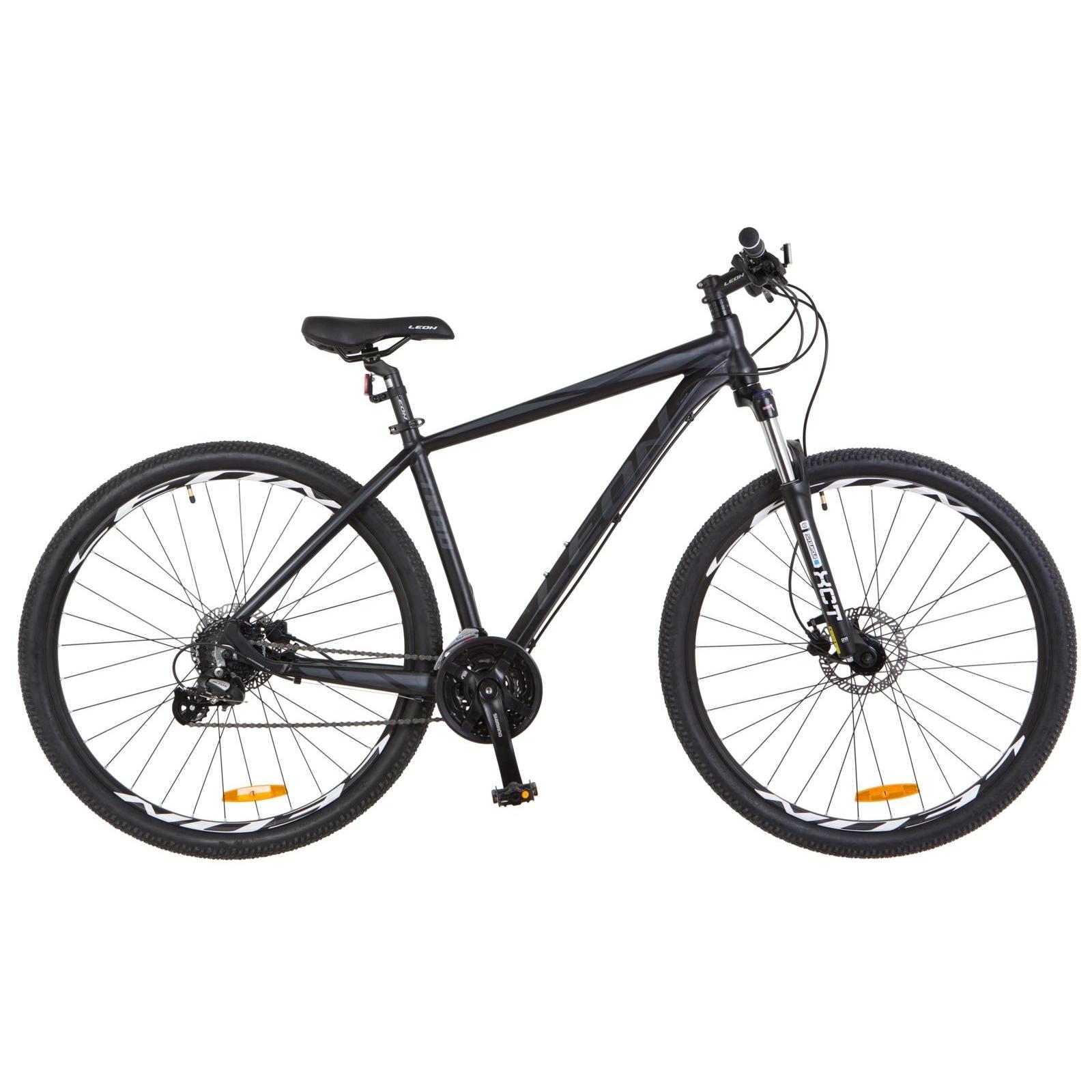 """Велосипед Leon 29"""" TN-80 2018 AM Hydraulic lock out 14G HDD рама-19"""" Al (OPS-LN-29-030)"""