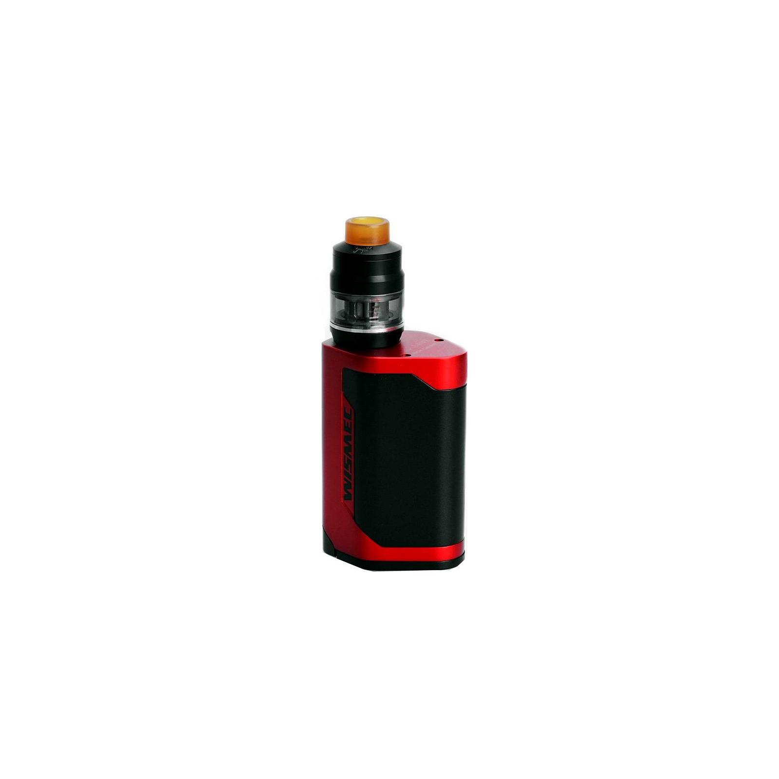 Стартовый набор Wismec Reuleaux RX Gen3 with Gnome Tank Kit Red (WISRXG3GRD) изображение 2