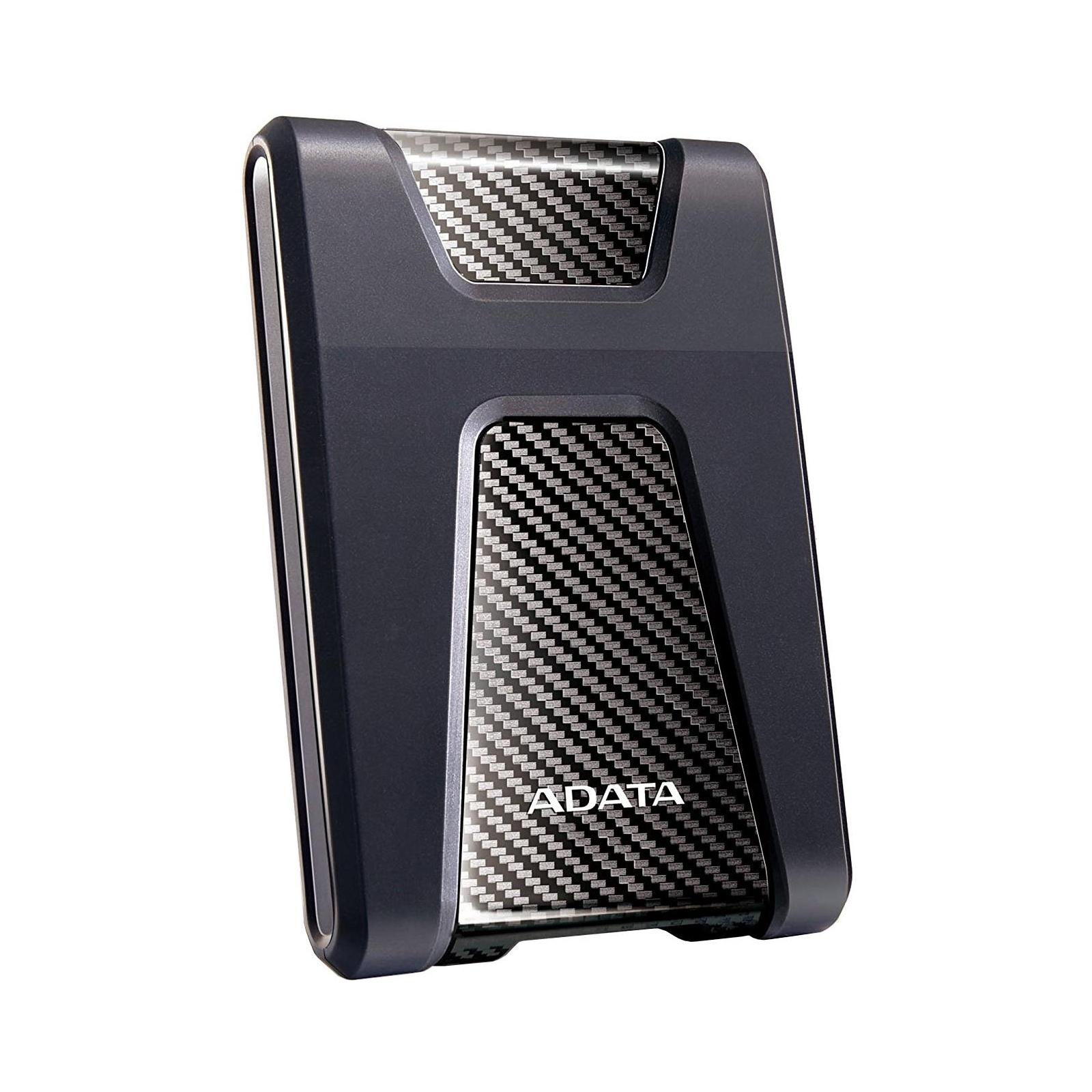 """Внешний жесткий диск 2.5"""" 2TB ADATA (AHD650-2TU31-CBK) изображение 2"""