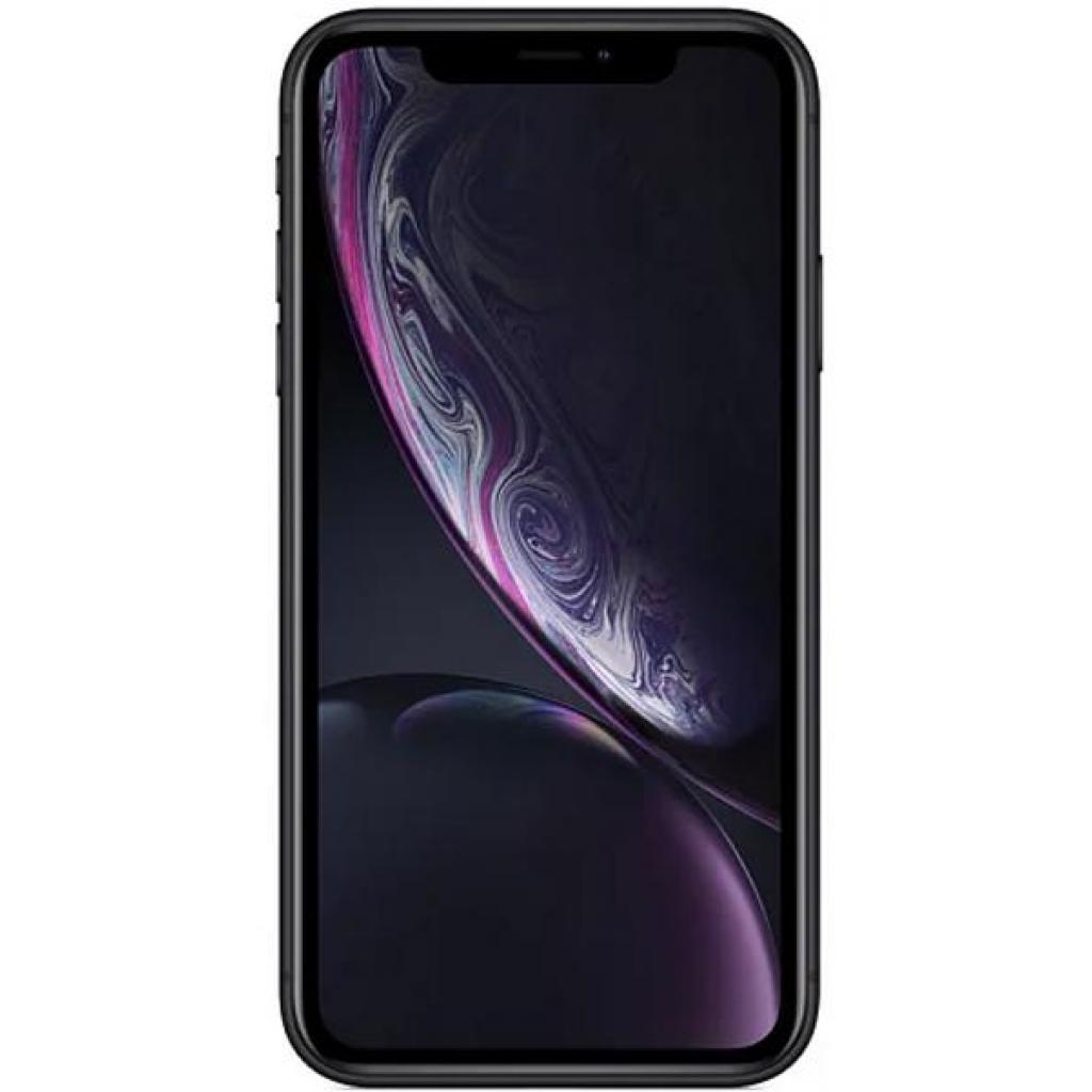 Мобильный телефон Apple iPhone XR 64Gb Black (MRY42RM/A/MRY42FS/A)