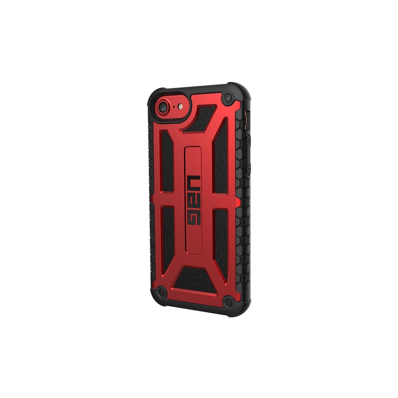 Чехол для моб. телефона UAG iPhone 8/7/6S/6 Monarch Crimson (IPH8/7-M-CR) изображение 2
