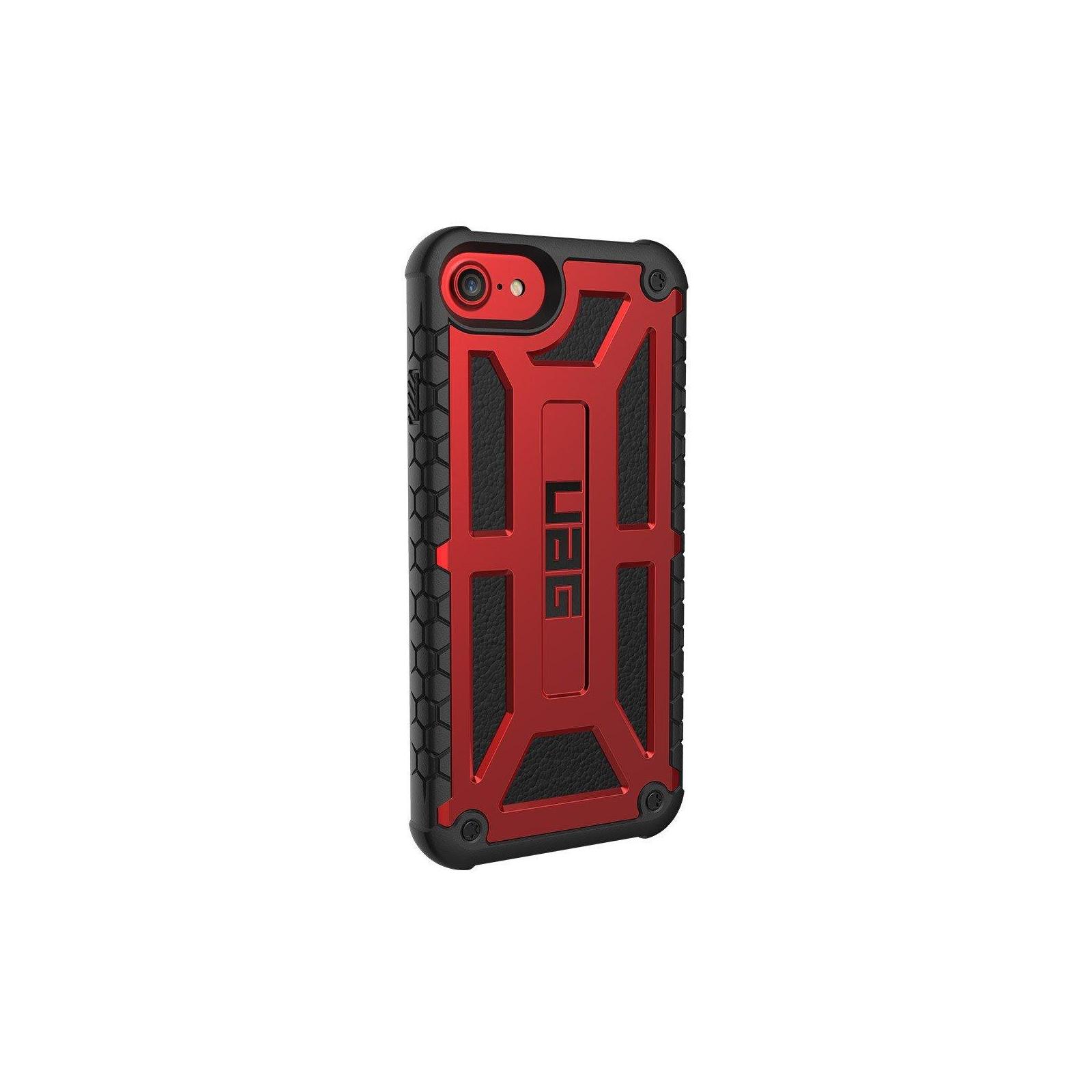 Чехол для моб. телефона UAG iPhone 8/7/6S/6 Monarch Crimson (IPH8/7-M-CR) изображение 3