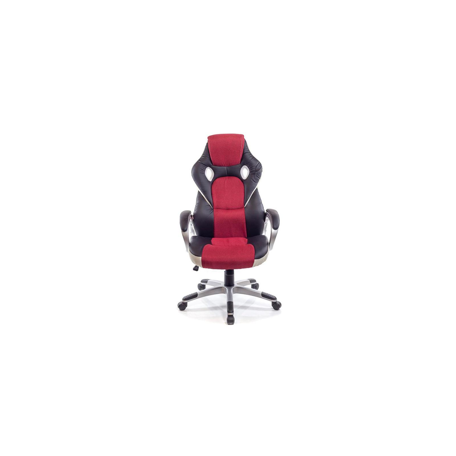 Кресло игровое АКЛАС Антарес PL TILT Красное (07255) изображение 2