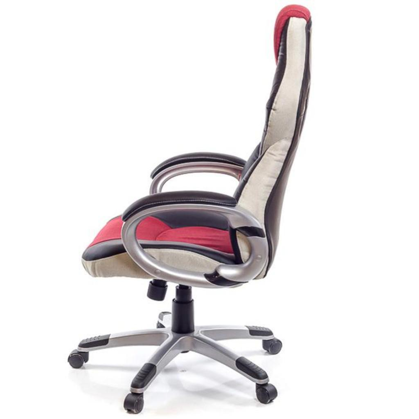 Кресло игровое АКЛАС Антарес PL TILT Красное (07255) изображение 3