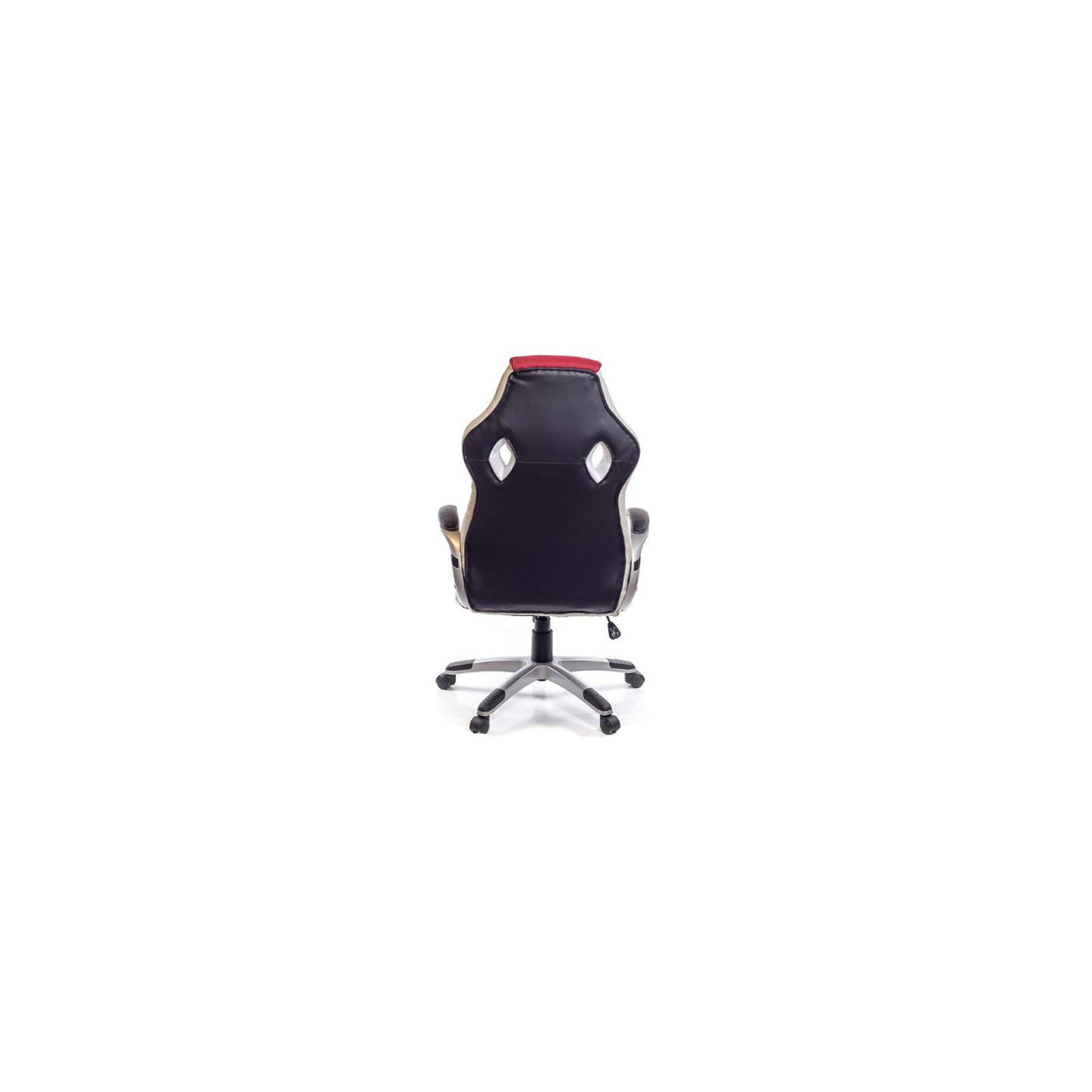 Кресло игровое АКЛАС Антарес PL TILT Красное (07255) изображение 4
