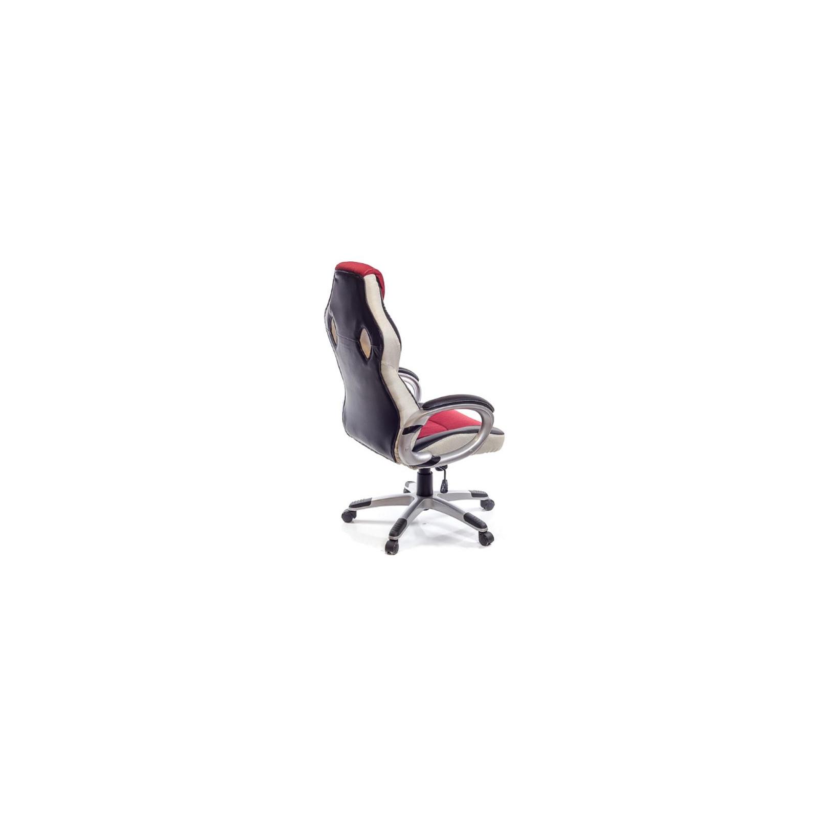Кресло игровое АКЛАС Антарес PL TILT Красное (07255) изображение 5