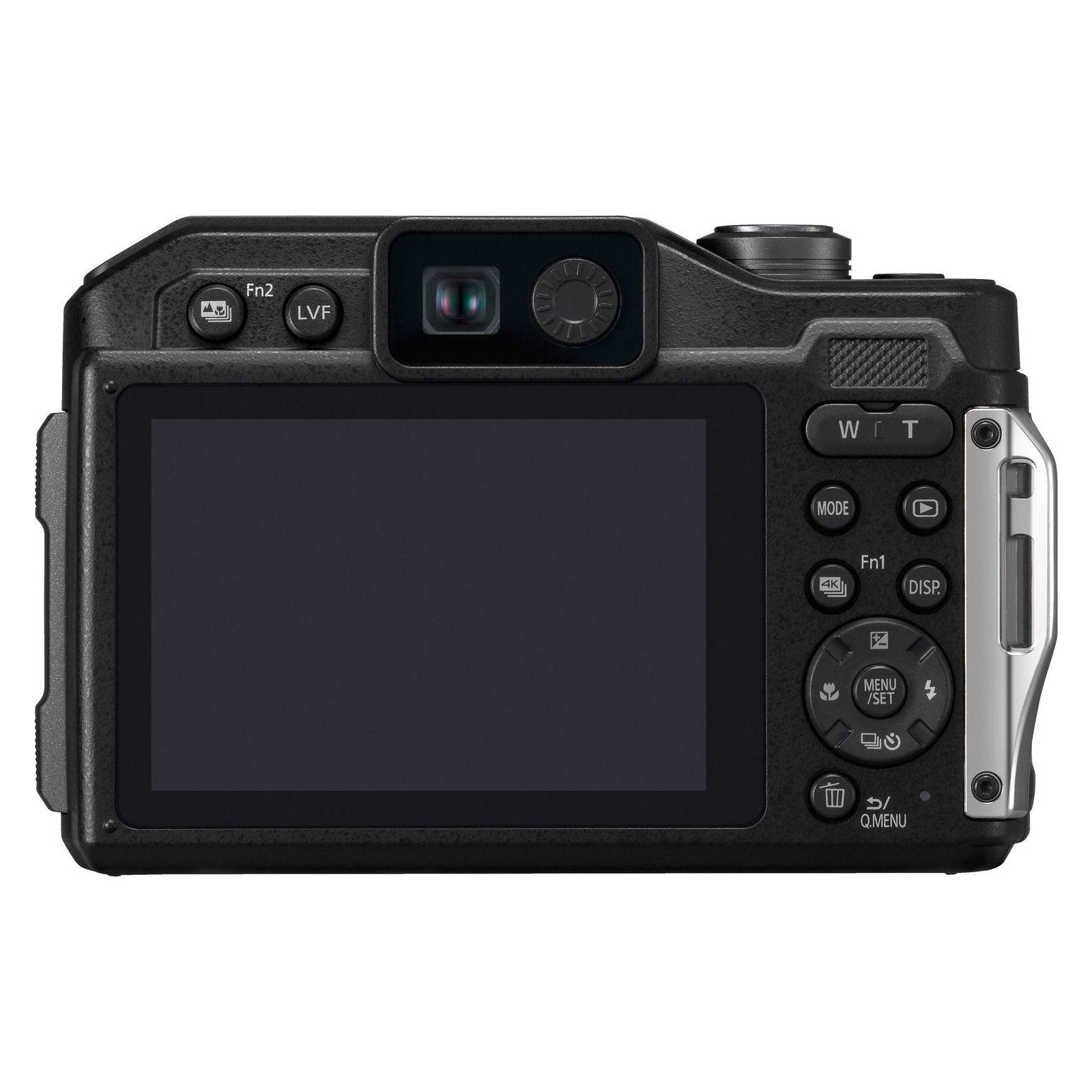 Цифровой фотоаппарат PANASONIC LUMIX DC-FT7EE-D Orange (DC-FT7EE-D) изображение 3