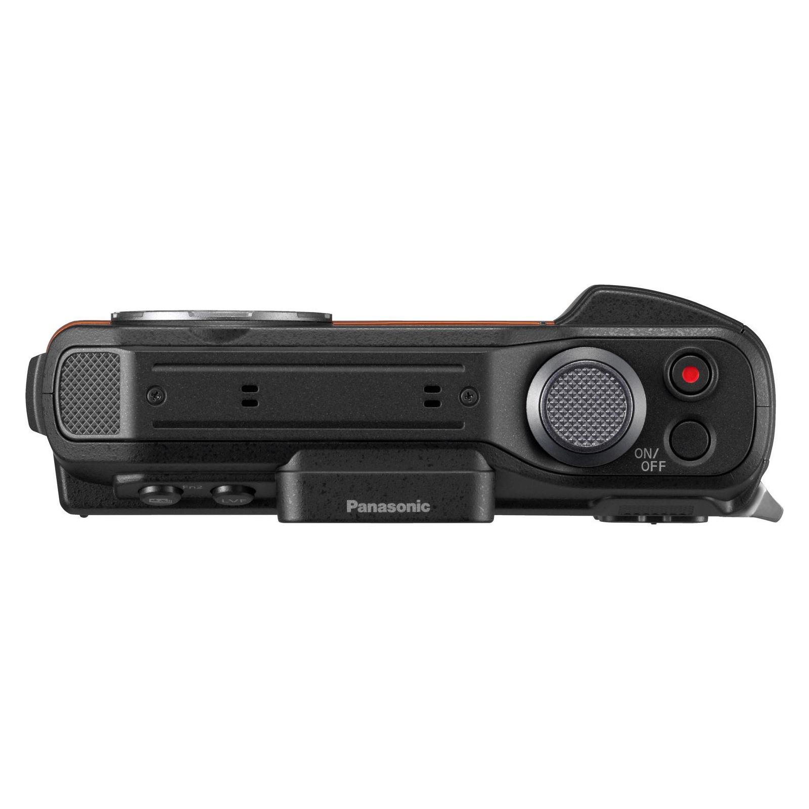 Цифровой фотоаппарат PANASONIC LUMIX DC-FT7EE-D Orange (DC-FT7EE-D) изображение 4