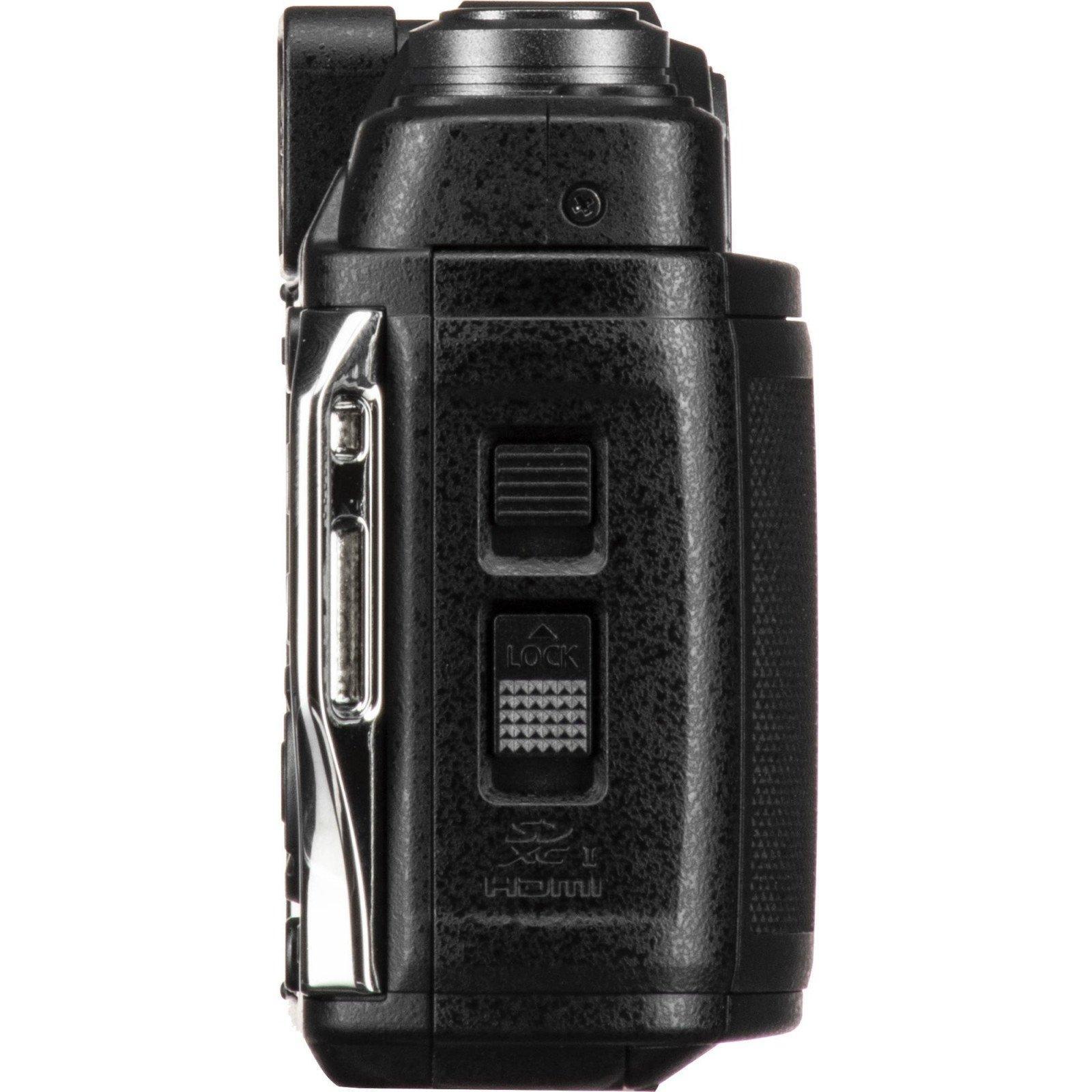 Цифровой фотоаппарат PANASONIC LUMIX DC-FT7EE-D Orange (DC-FT7EE-D) изображение 6