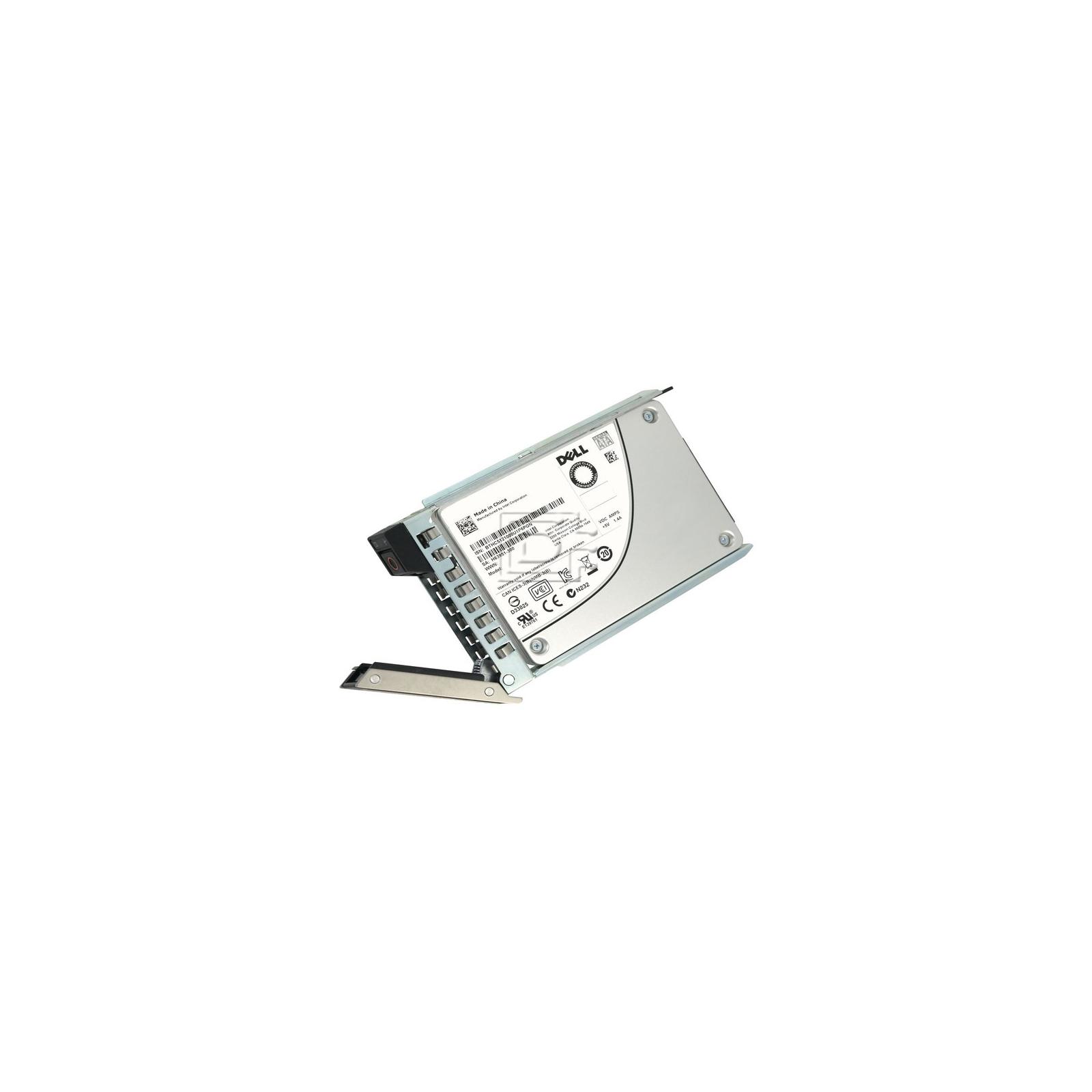 Накопитель SSD для сервера Dell 240GB SSD SATA MixedUse 6Gbps (400-BDUD)
