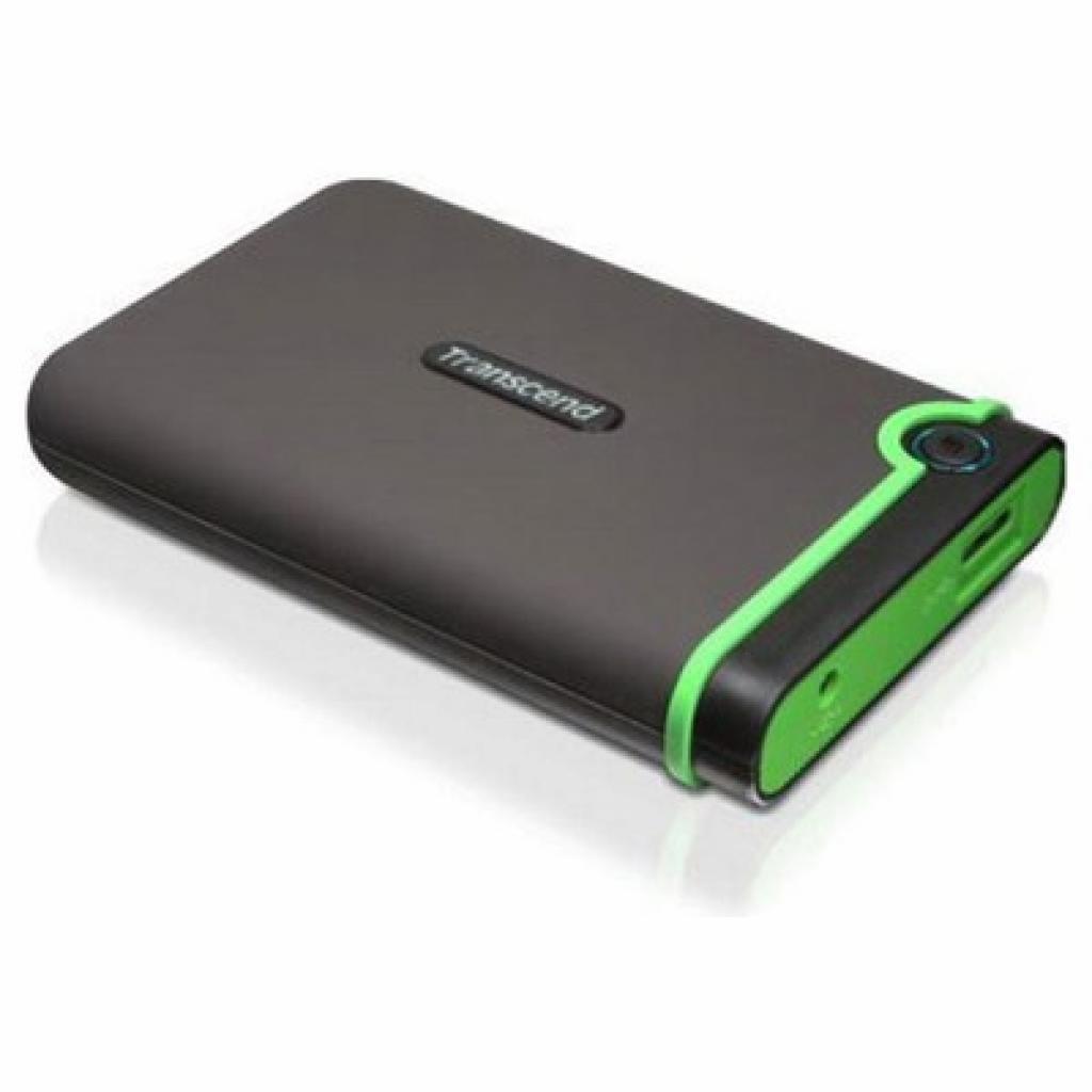 "Внешний жесткий диск 2.5"" 500GB Transcend (TS500GSJ25M3)"