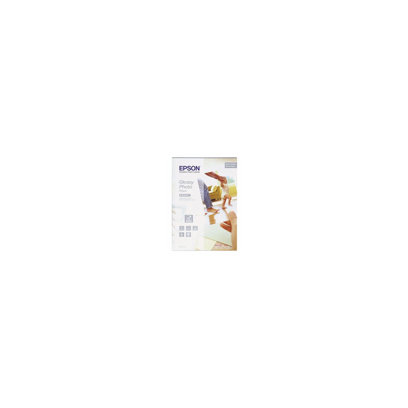 Бумага EPSON 10х15 Glossy Photo (C13S042176)