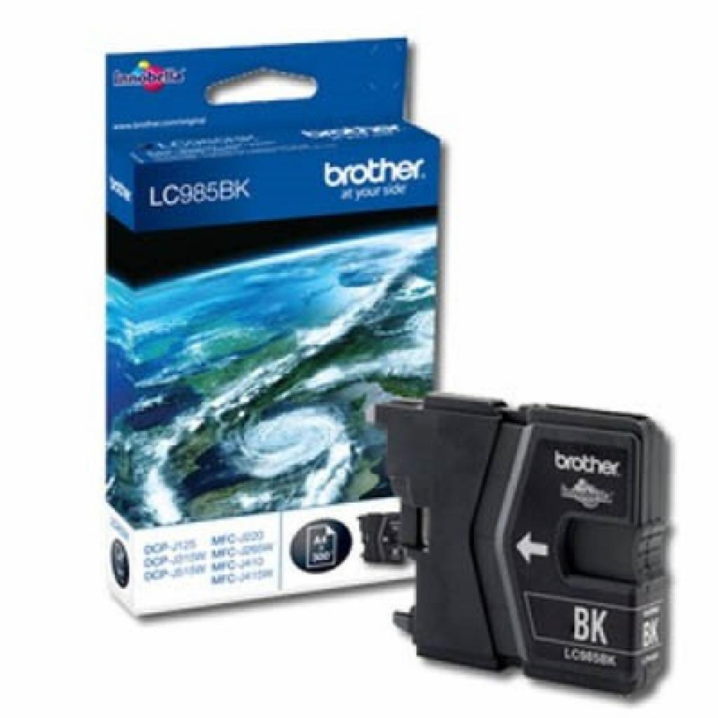Картридж Brother DCP-J315W black (LC985BK)
