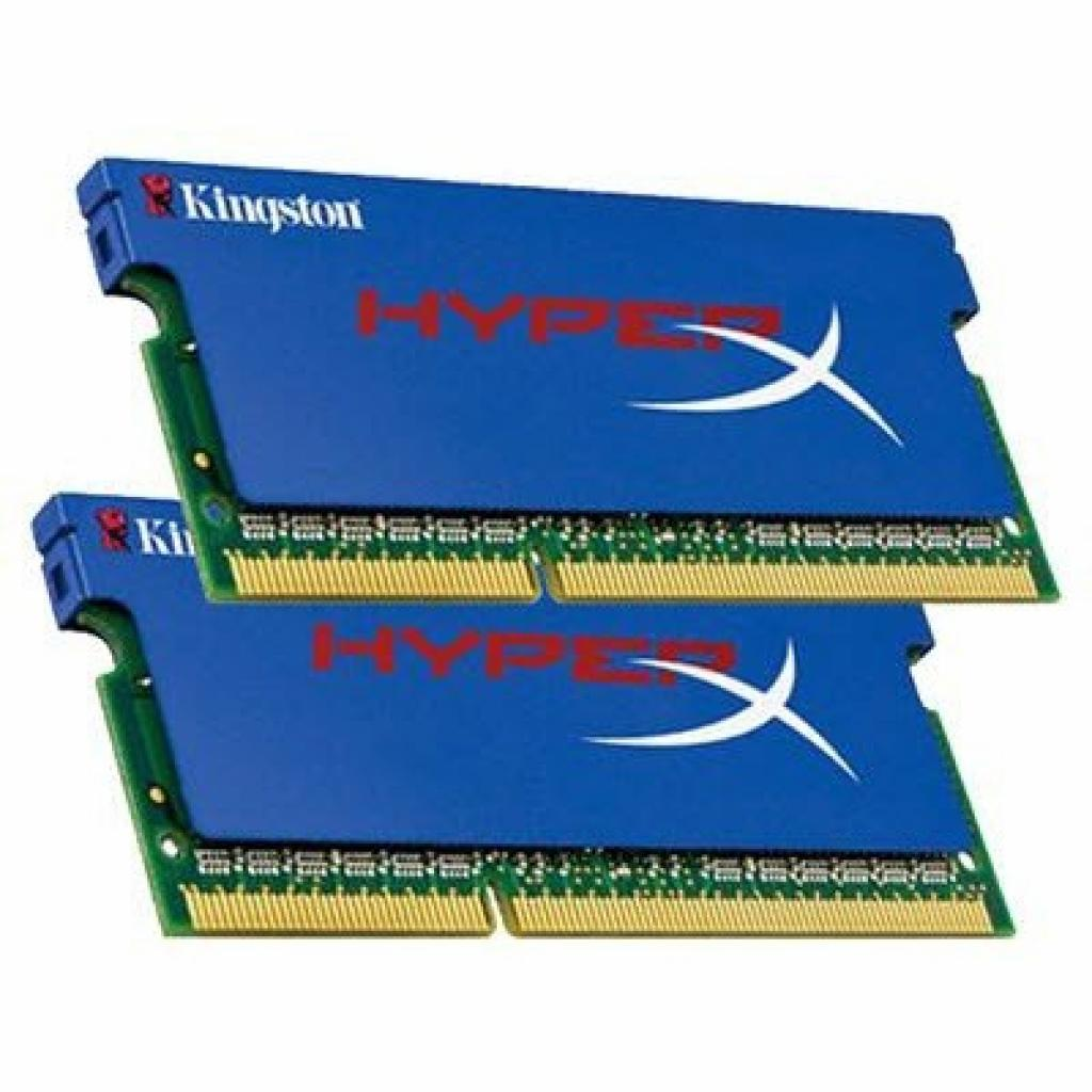 Модуль памяти для ноутбука SoDIMM DDR3 8GB (2x4GB) 1600 MHz Kingston (KHX1600C9S3K2/8GX)