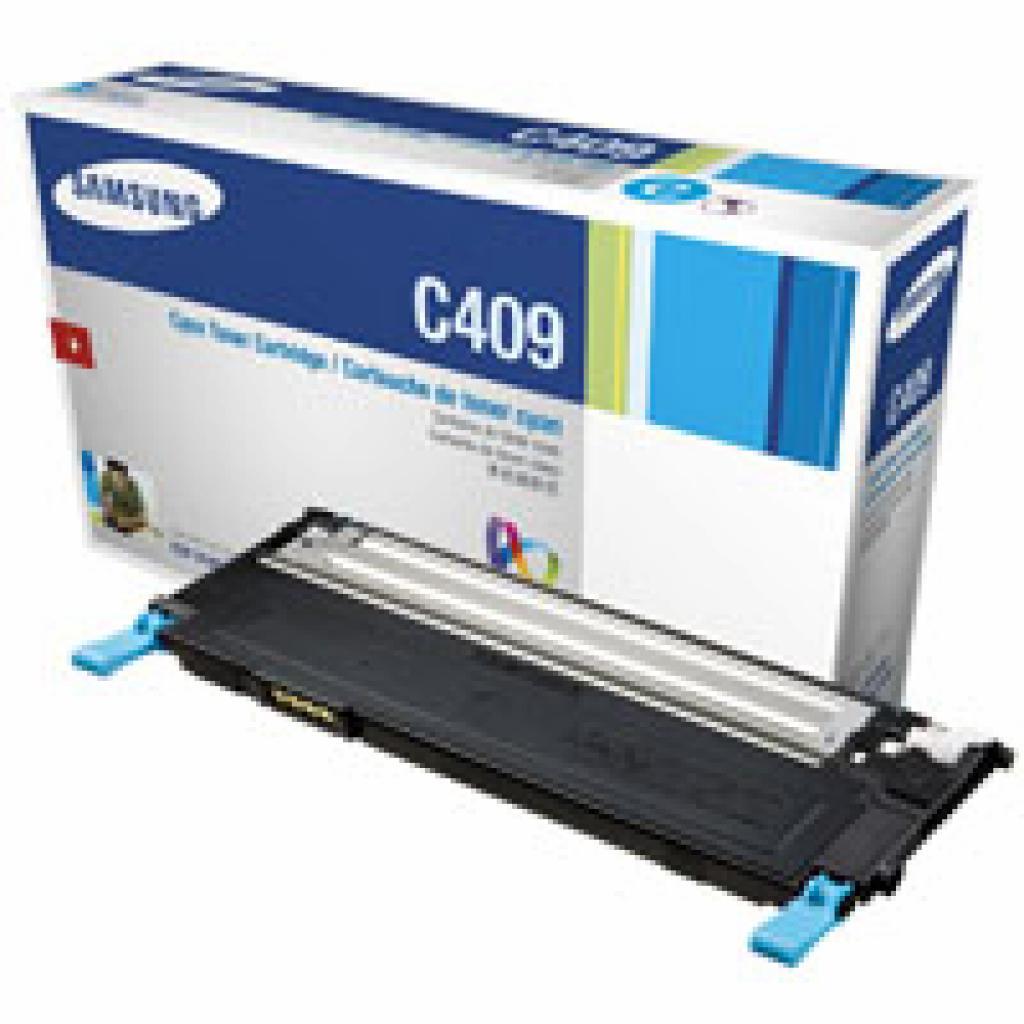Картридж Samsung CLP-310/315/CLX-3170/3175 /Cyan (CLT-C409S)