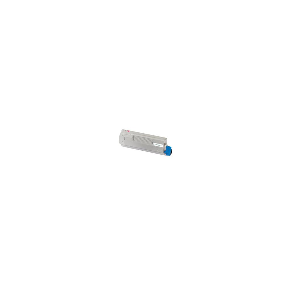 Тонер-картридж OKI C5800/C5900/C5550MFP magenta (43324442)