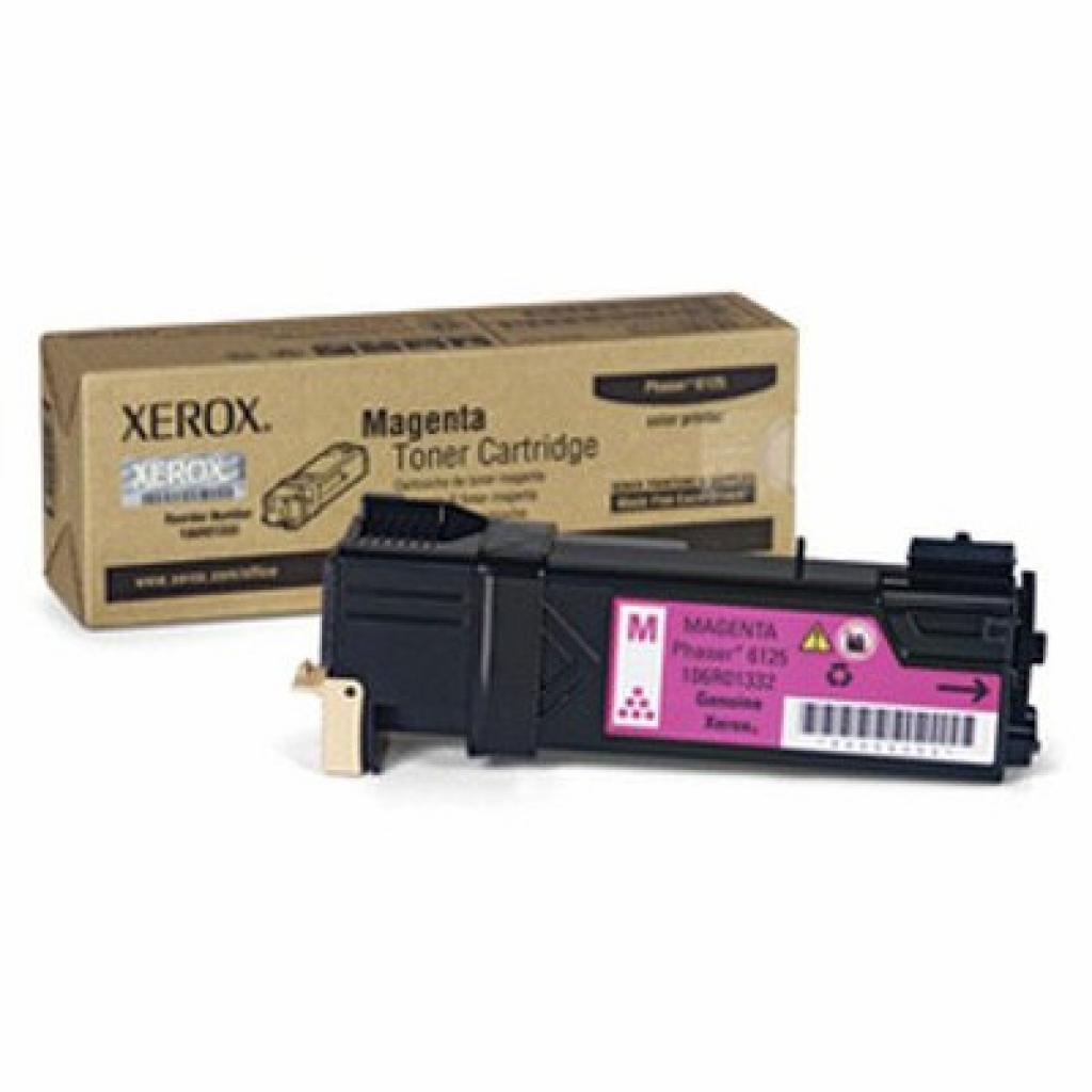 Картридж PH6125 Magenta XEROX (106R01336)