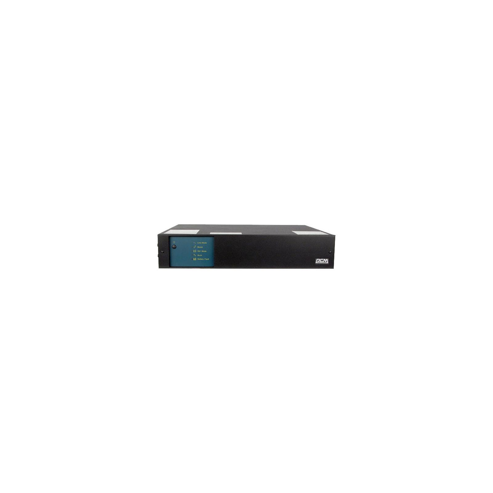 Источник бесперебойного питания KIN-1500 AP RM Powercom