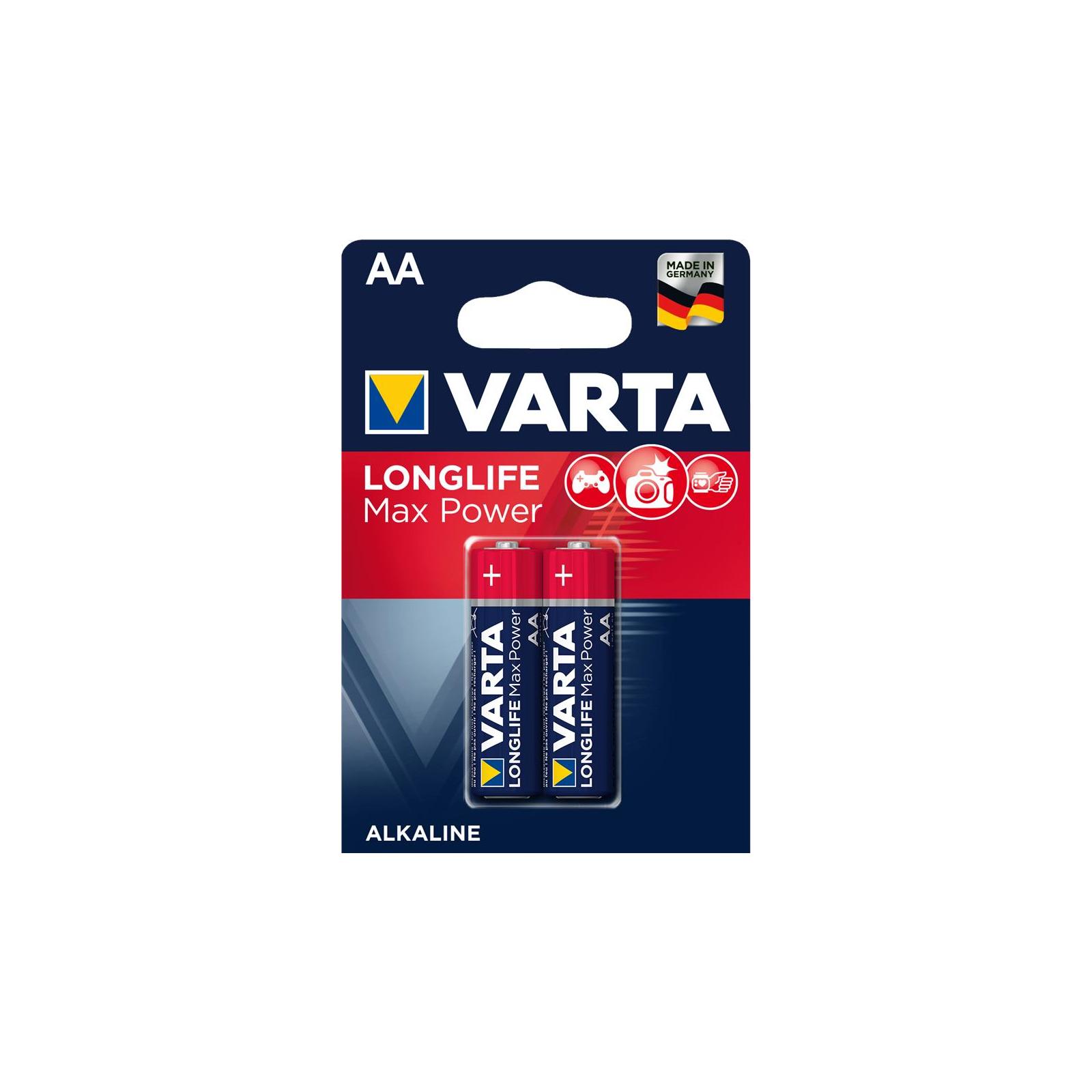 Батарейка Varta AA MAX T. * 2 (04706101412)