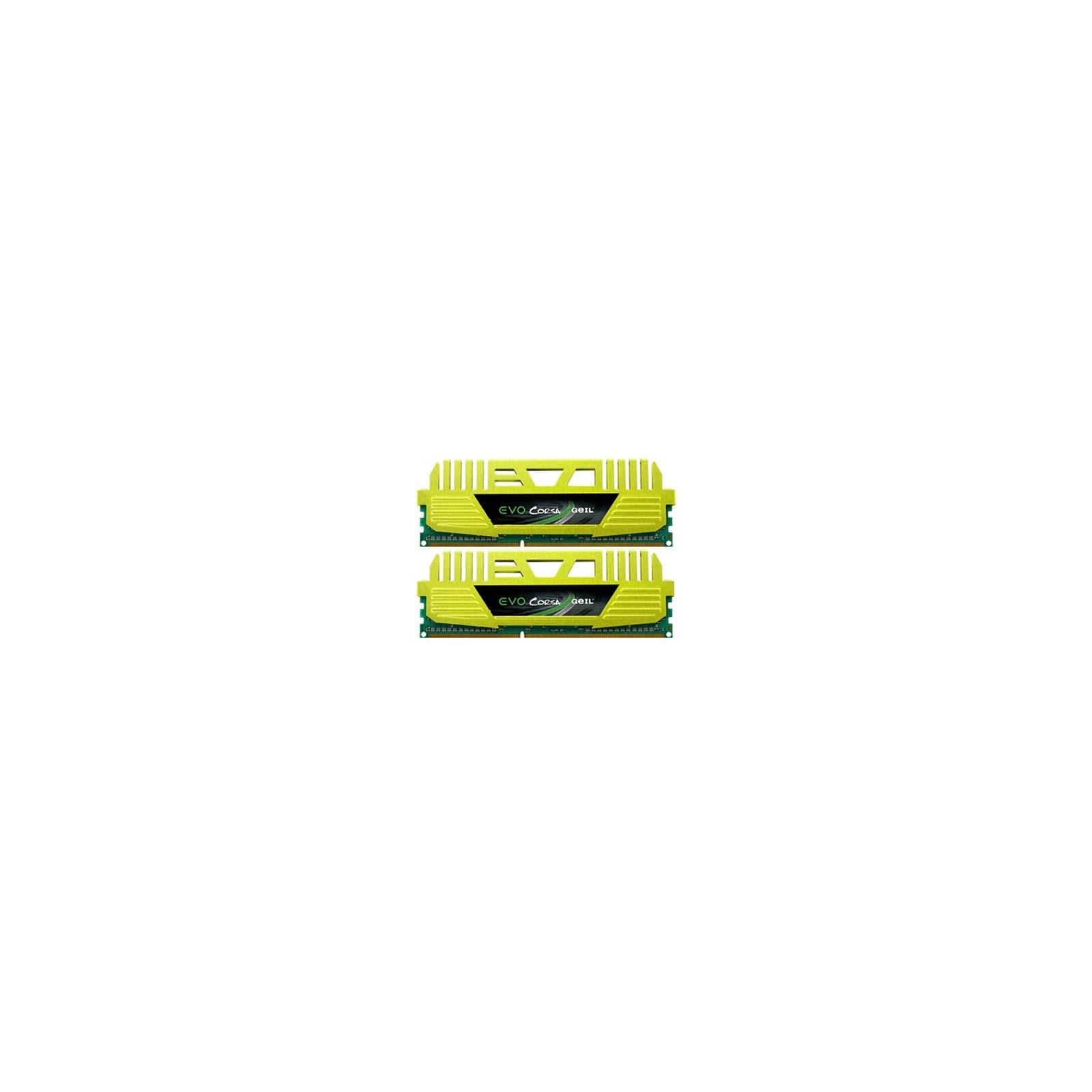 Модуль памяти для компьютера DDR3 16GB (2x8GB) 2400 MHz GEIL (GOC316GB2400C11ADC)